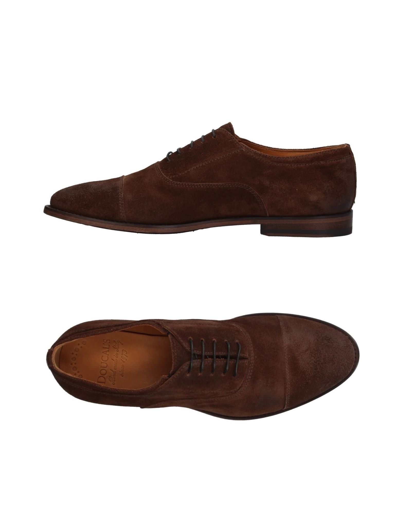 Rabatt echte Schuhe Doucal's Schnürschuhe Herren Herren Schnürschuhe  11407447FG 30bdce