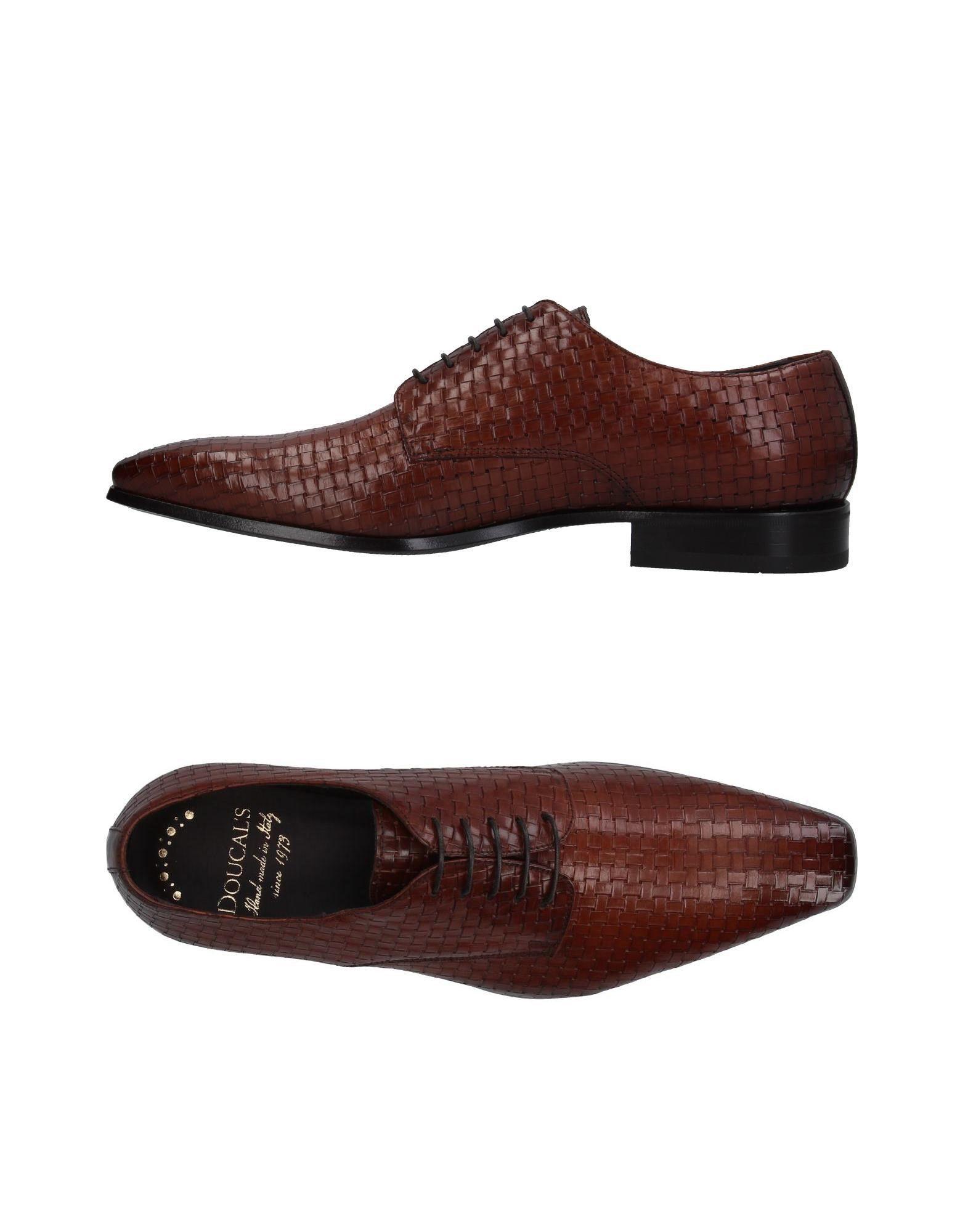 Haltbare Mode billige Schuhe Doucal's Schnürschuhe Herren  11407481FC Heiße Schuhe
