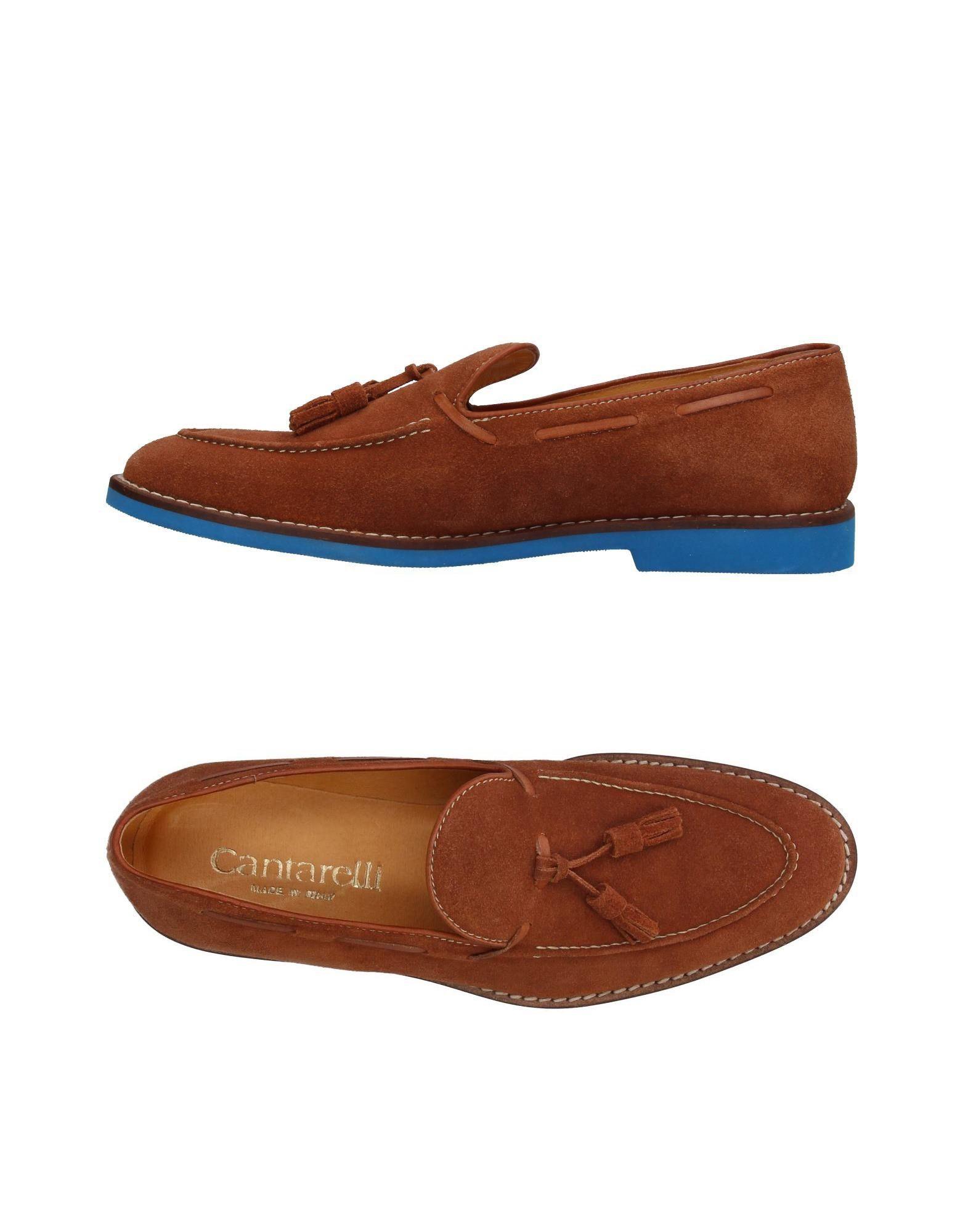 Rabatt echte Schuhe Cantarelli Mokassins Herren  11407653DK