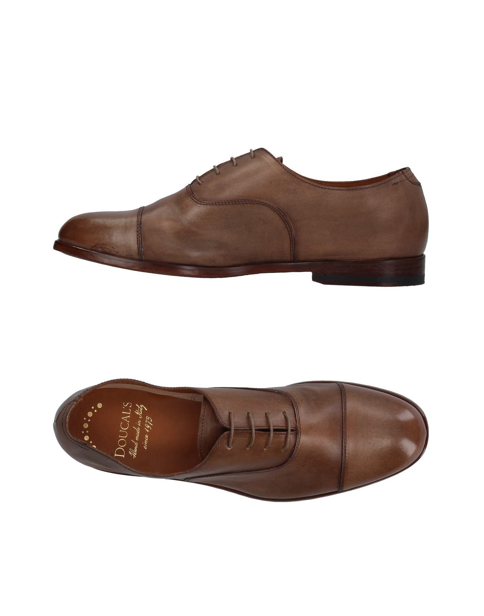Chaussures À Lacets Doucals Homme - Chaussures À Lacets Doucals sur
