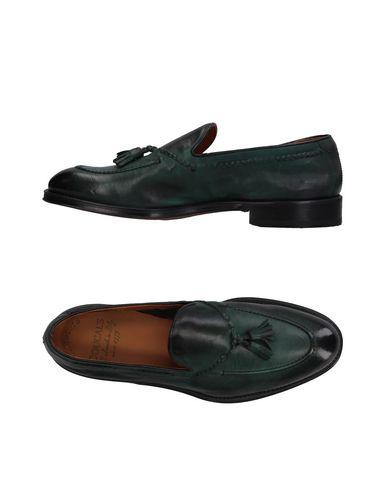 Zapatos con descuento Mocasín Doucal's Hombre - Mocasines Doucal's - 11407671QF Verde oscuro