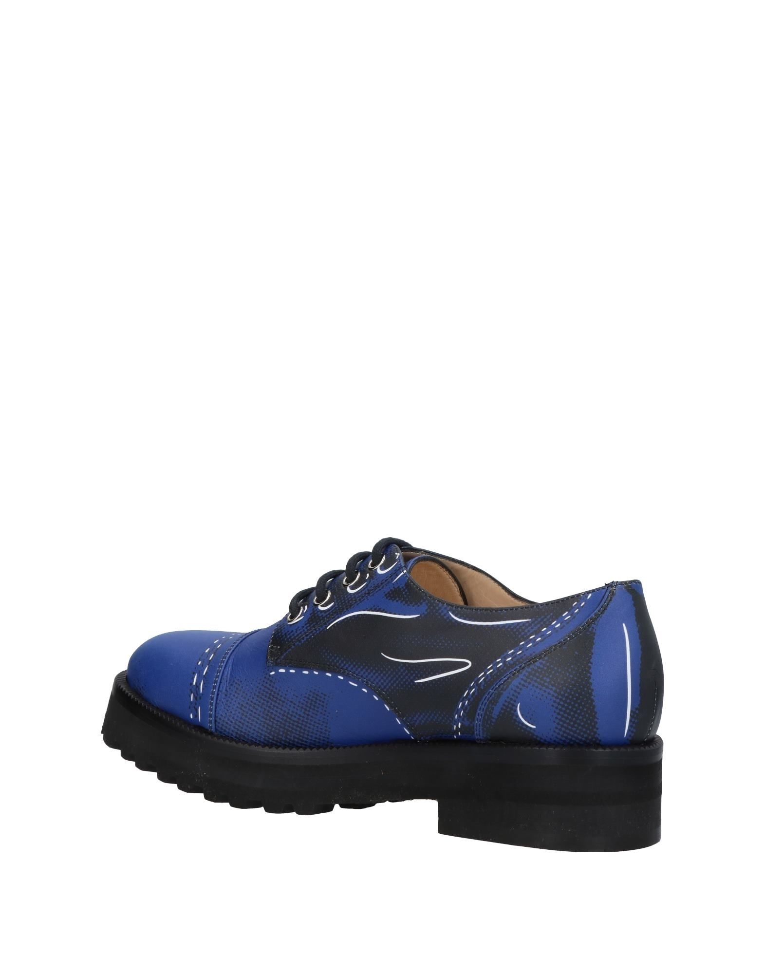 Chaussures À Lacets Moschino Femme - Chaussures À Lacets Moschino sur
