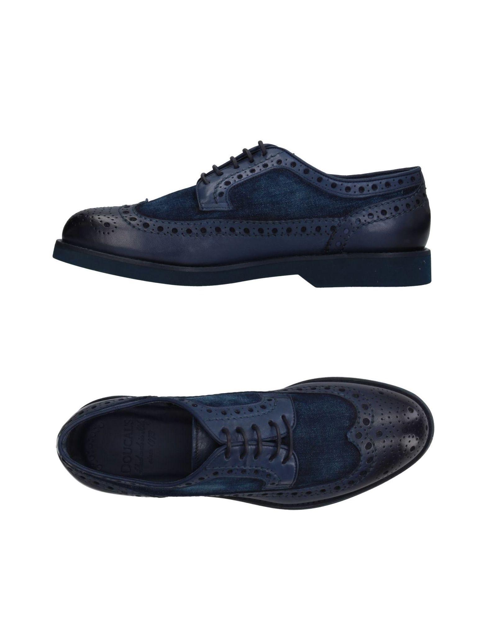 Doucal's Schnürschuhe Herren  11407689XR Gute Qualität beliebte Schuhe