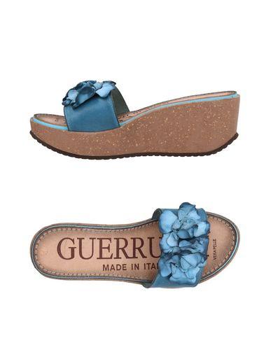 Los zapatos más populares para hombres y mujeres Sandalia Guerrucci - Mujer - Sandalias Guerrucci - Guerrucci 11407691KI Azul marino 43fc2d