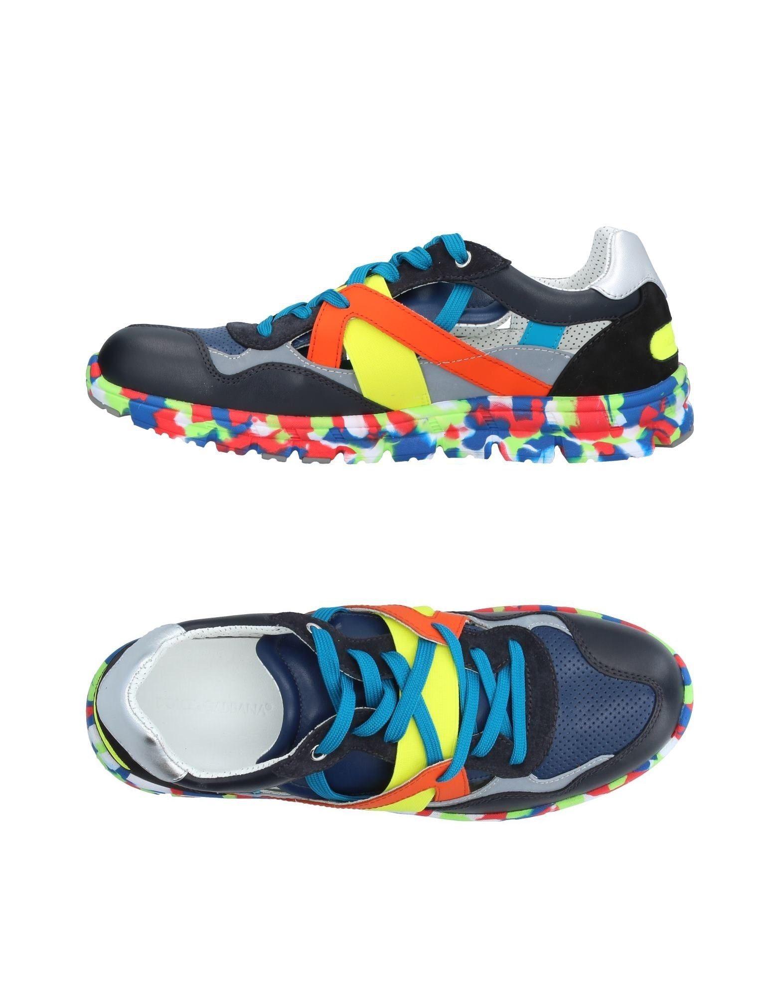 Sneakers Dolce & Gabbana Uomo - 11407751CB