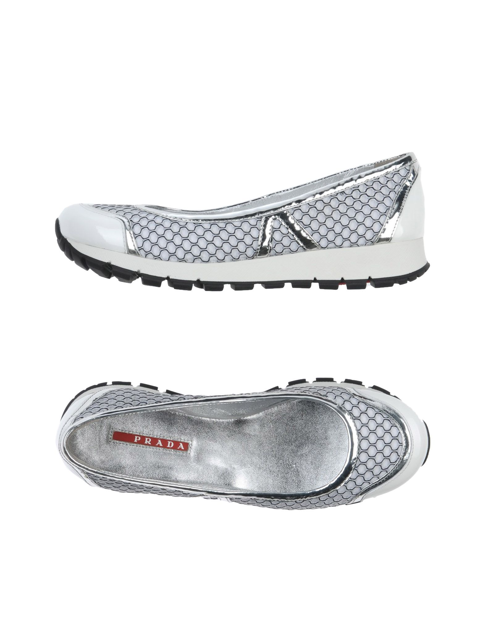 Prada Sport Pumps Damen  11407765NCGut aussehende strapazierfähige Schuhe