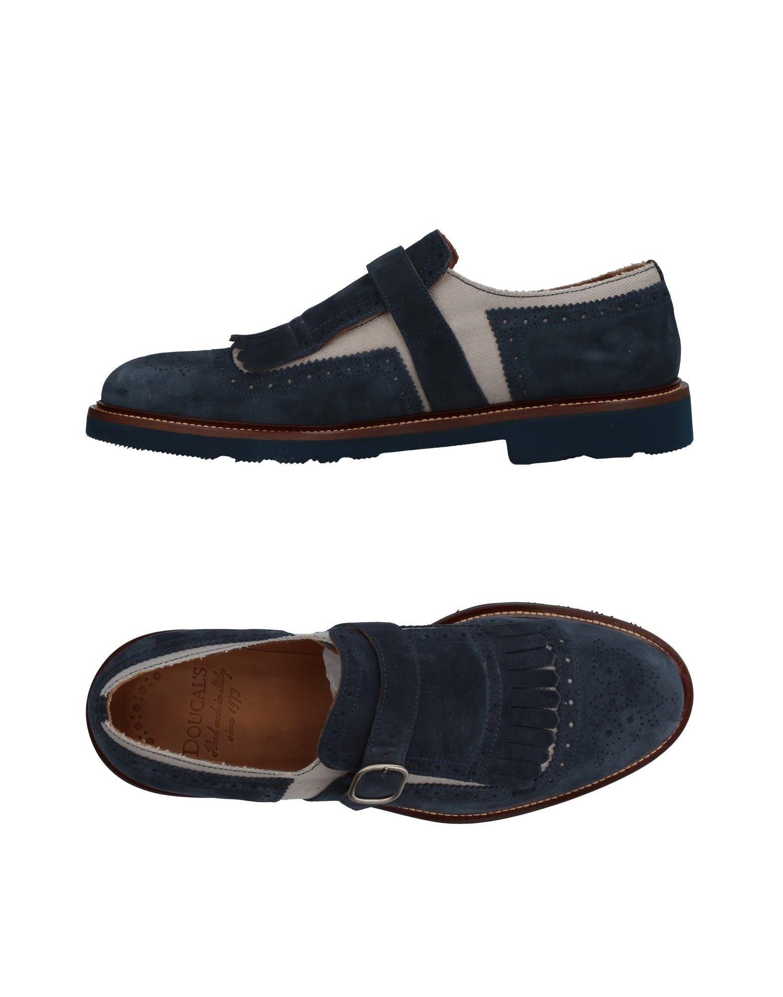 Haltbare Mode billige Schuhe Doucal's Mokassins Herren  11407876TV Heiße Schuhe