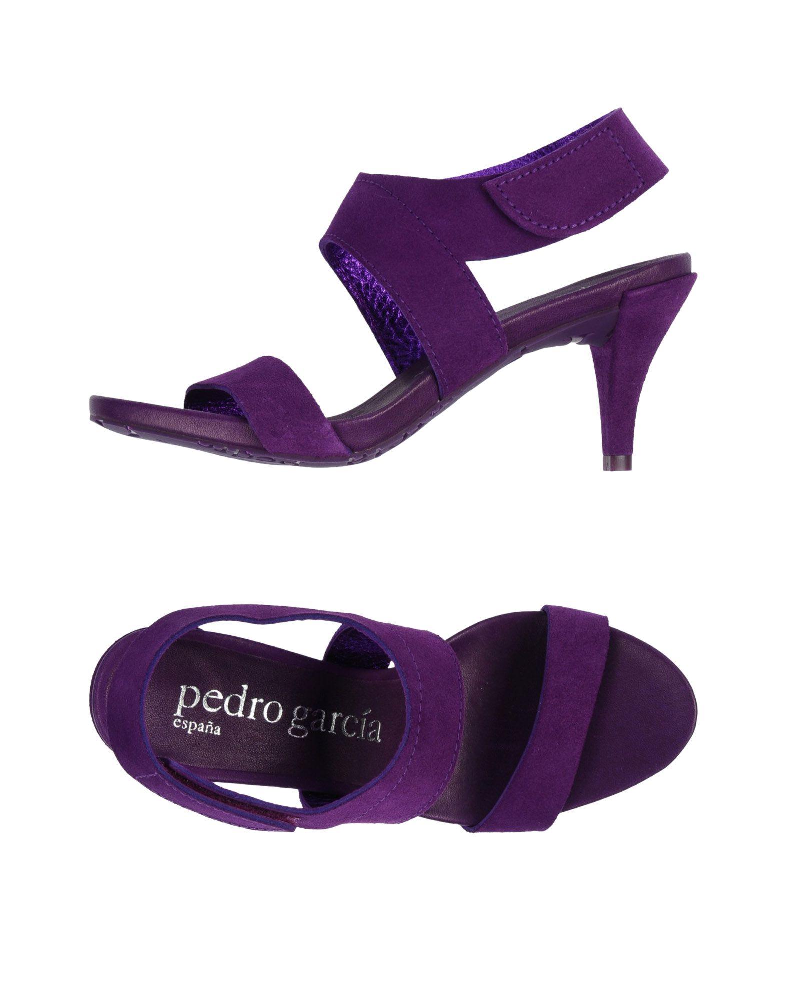Stilvolle billige Schuhe Pedro García Sandalen Damen  11407923QM