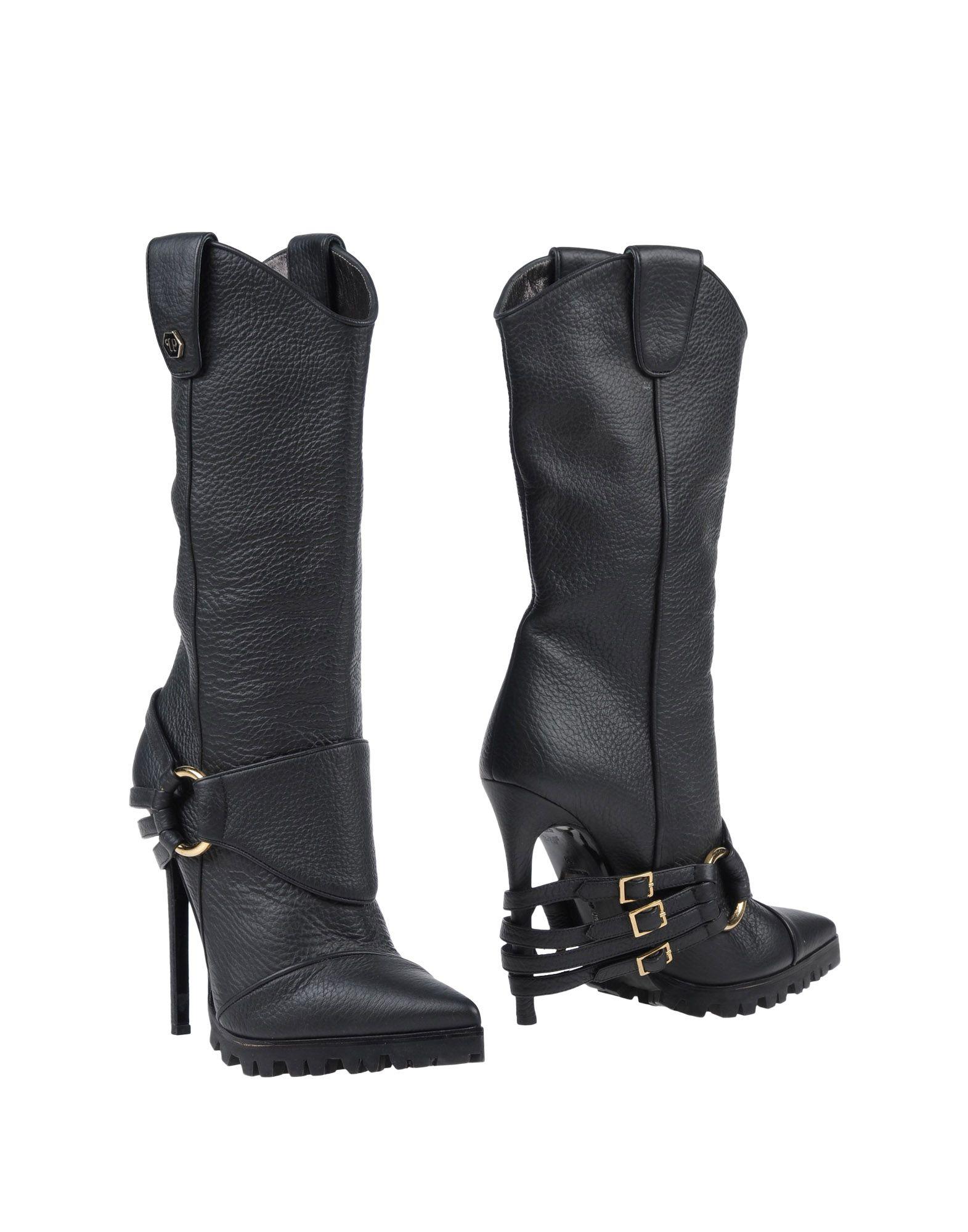 Philipp Plein Ankle Boot Ankle - Women Philipp Plein Ankle Boot Boots online on  Australia - 11407997RP dd1a94