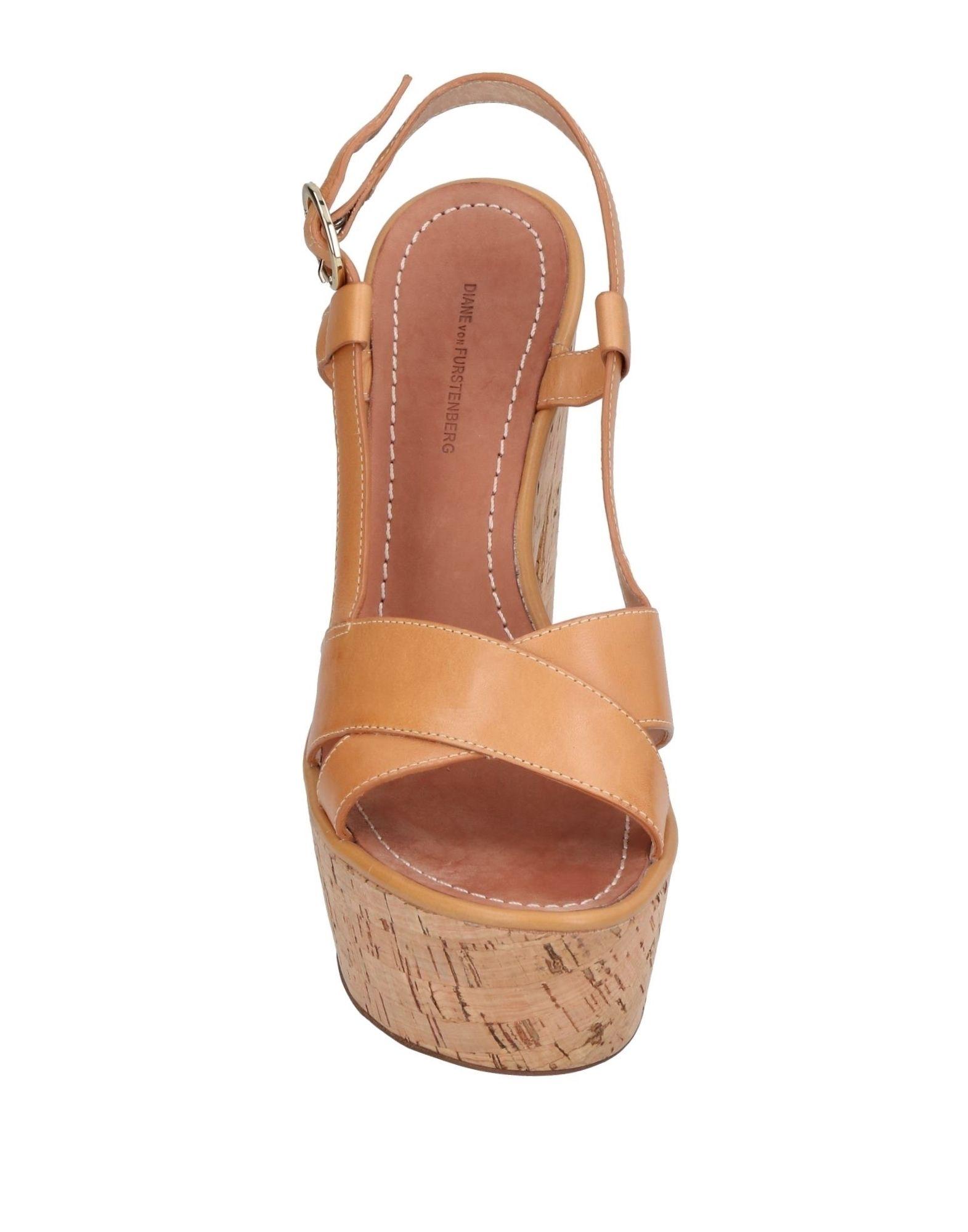 Stilvolle billige Schuhe Diane Von Furstenberg Sandalen Damen  11408108GH