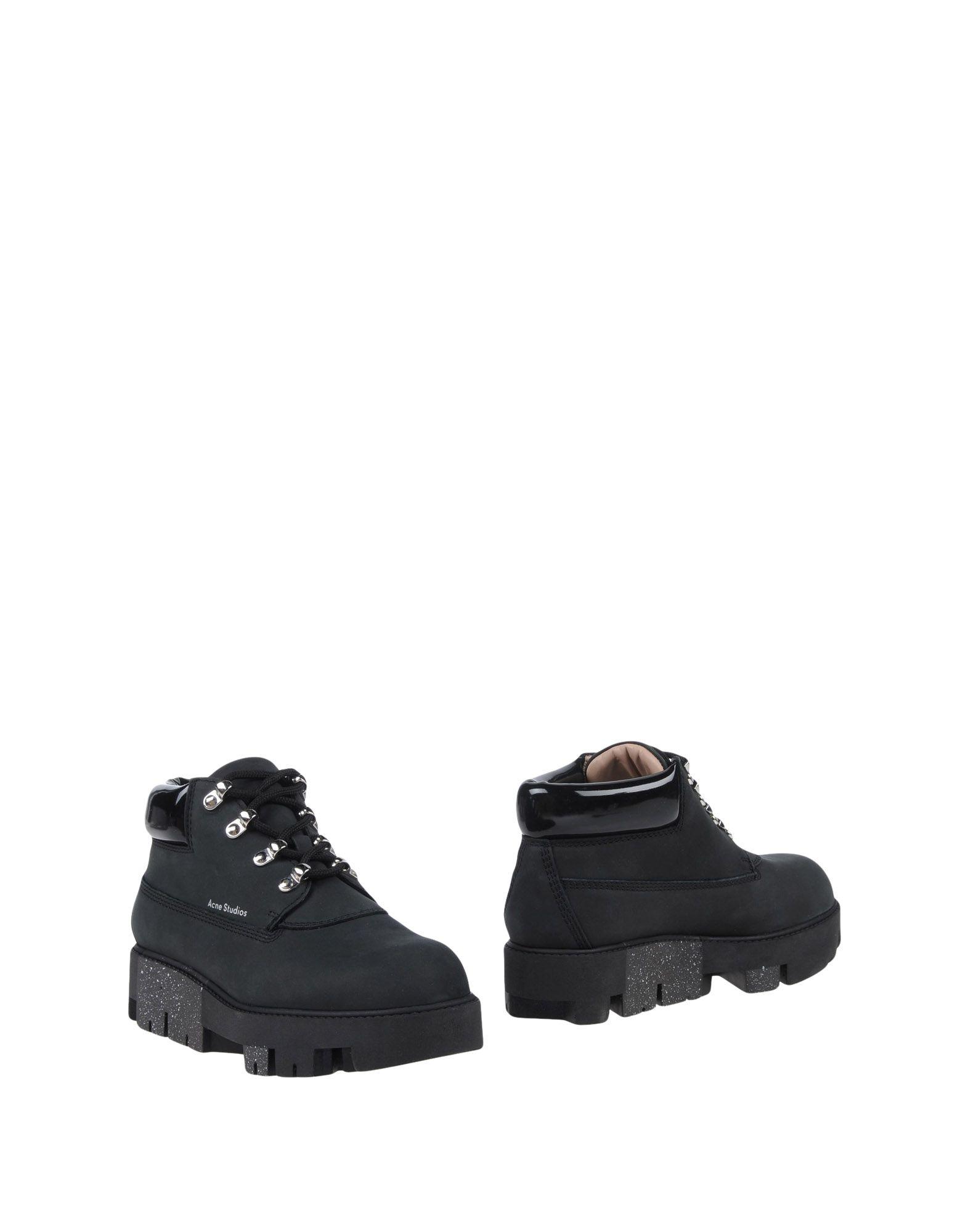 Acne Studios Stiefelette Damen  11408209TPGünstige gut aussehende Schuhe
