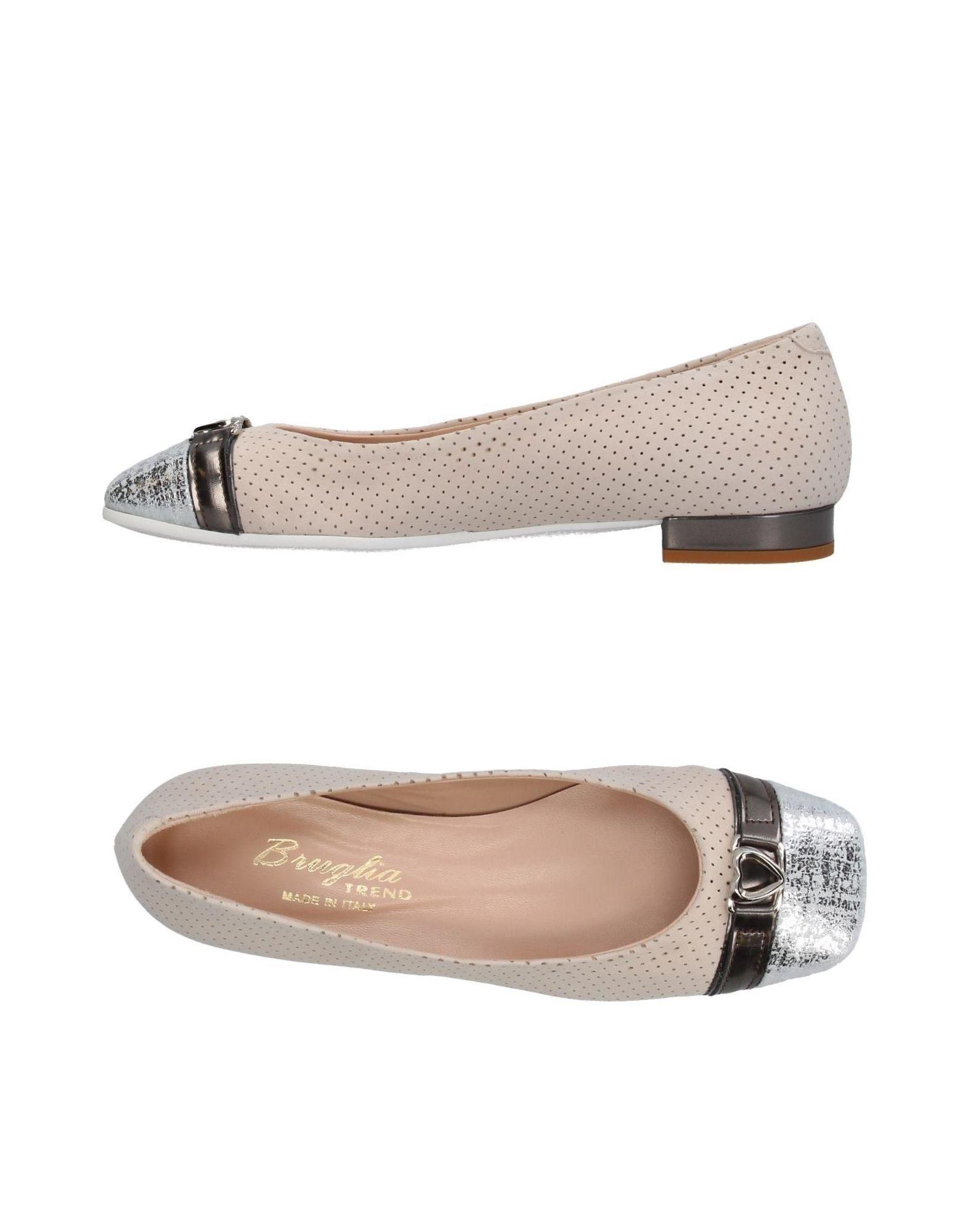 F.Lli Bruglia Ballerinas Damen  11408301OR Gute Qualität beliebte Schuhe