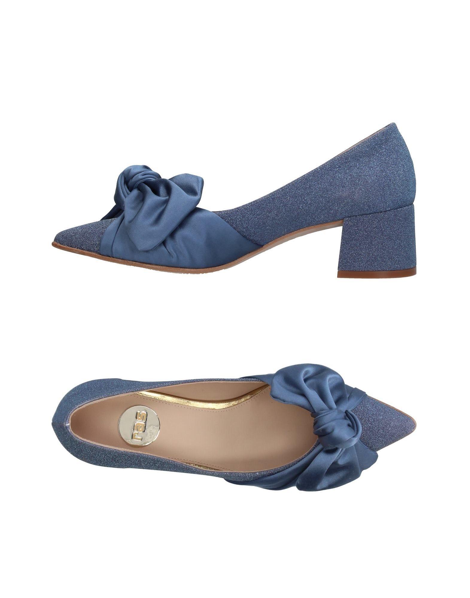Escarpins Ras Femme - Escarpins Ras Bleu-gris Chaussures femme pas cher homme et femme