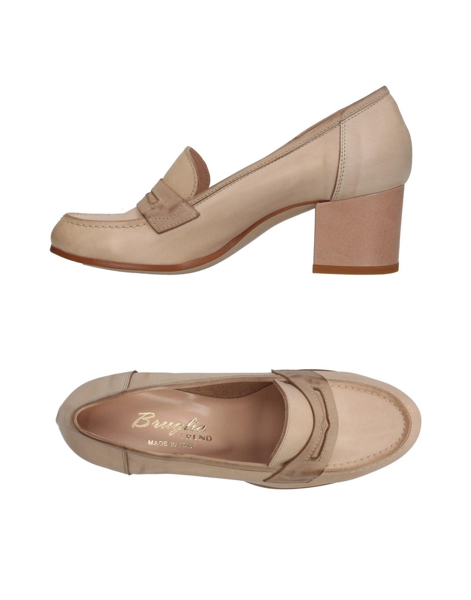 F.Lli Bruglia Mokassins Damen  11408349GO Gute Qualität beliebte Schuhe