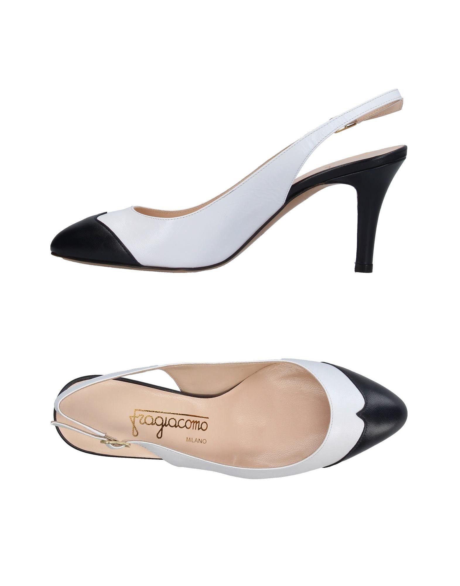 Fragiacomo Pumps Damen  11408360RB Gute Qualität beliebte Schuhe