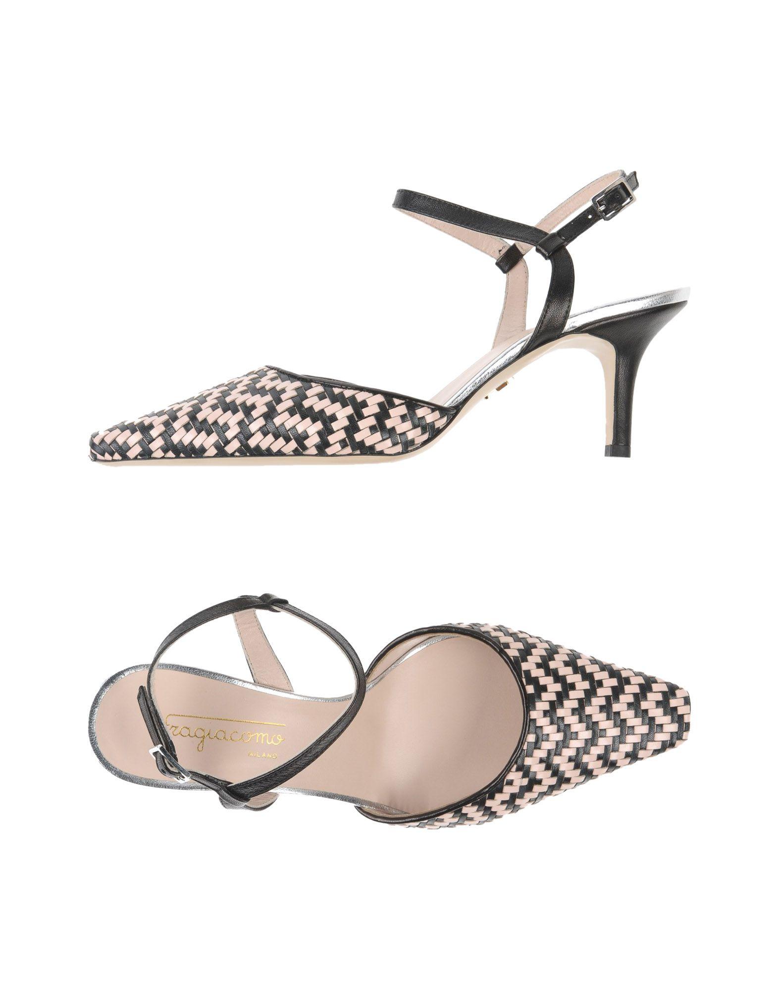 Stilvolle billige billige billige Schuhe Fragiacomo Sandalen Damen  11408394TD fdcfd5