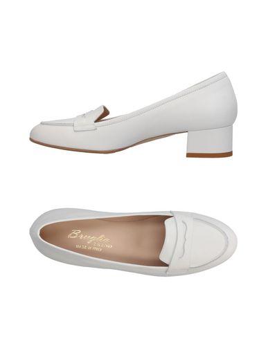 Los últimos zapatos de hombre y mujer Mocasín Santoni - Mujer - Santoni Mocasines Santoni- 11389949XR Blanco b01d00