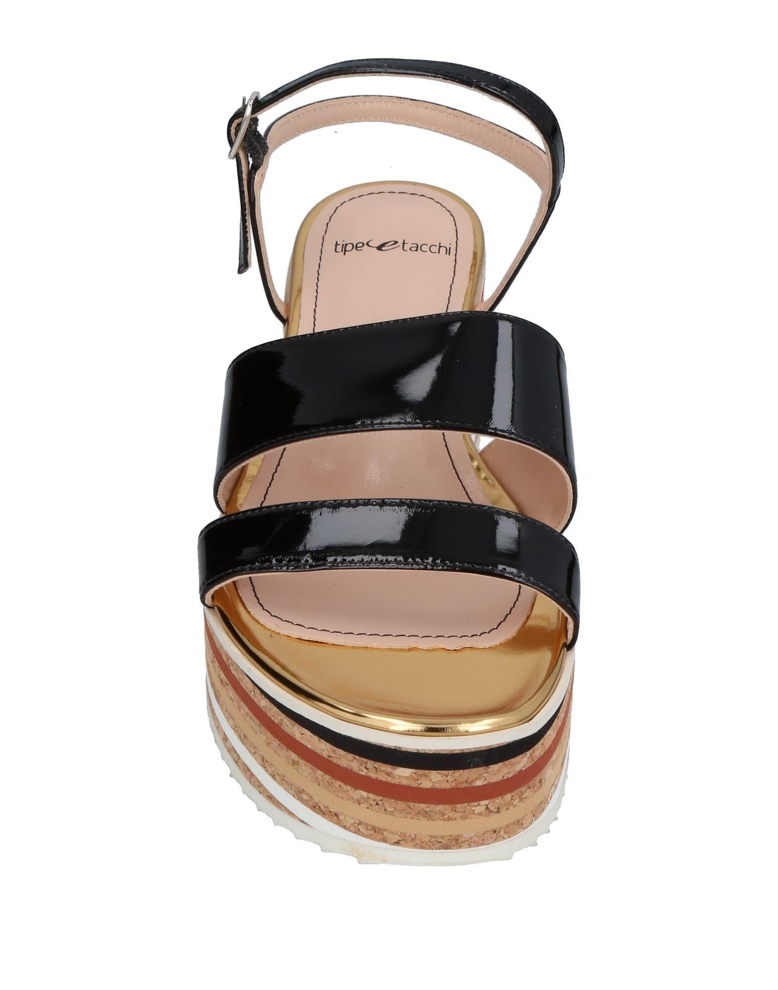 Tipe  E Tacchi Sandalen Damen  Tipe 11408449FT Neue Schuhe ee85dd