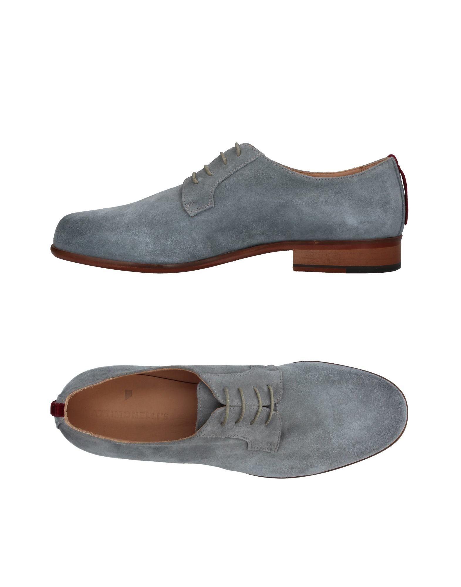 Chaussures - Chaussures À Lacets Attimonellis aycyNnJCCt