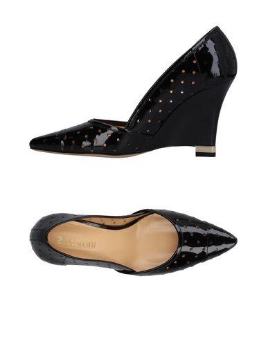 Zapatos cómodos y versátiles Zapato De Salón F.Lli Bruglia Mujer - Salones F.Lli Bruglia- 11222044AV Negro