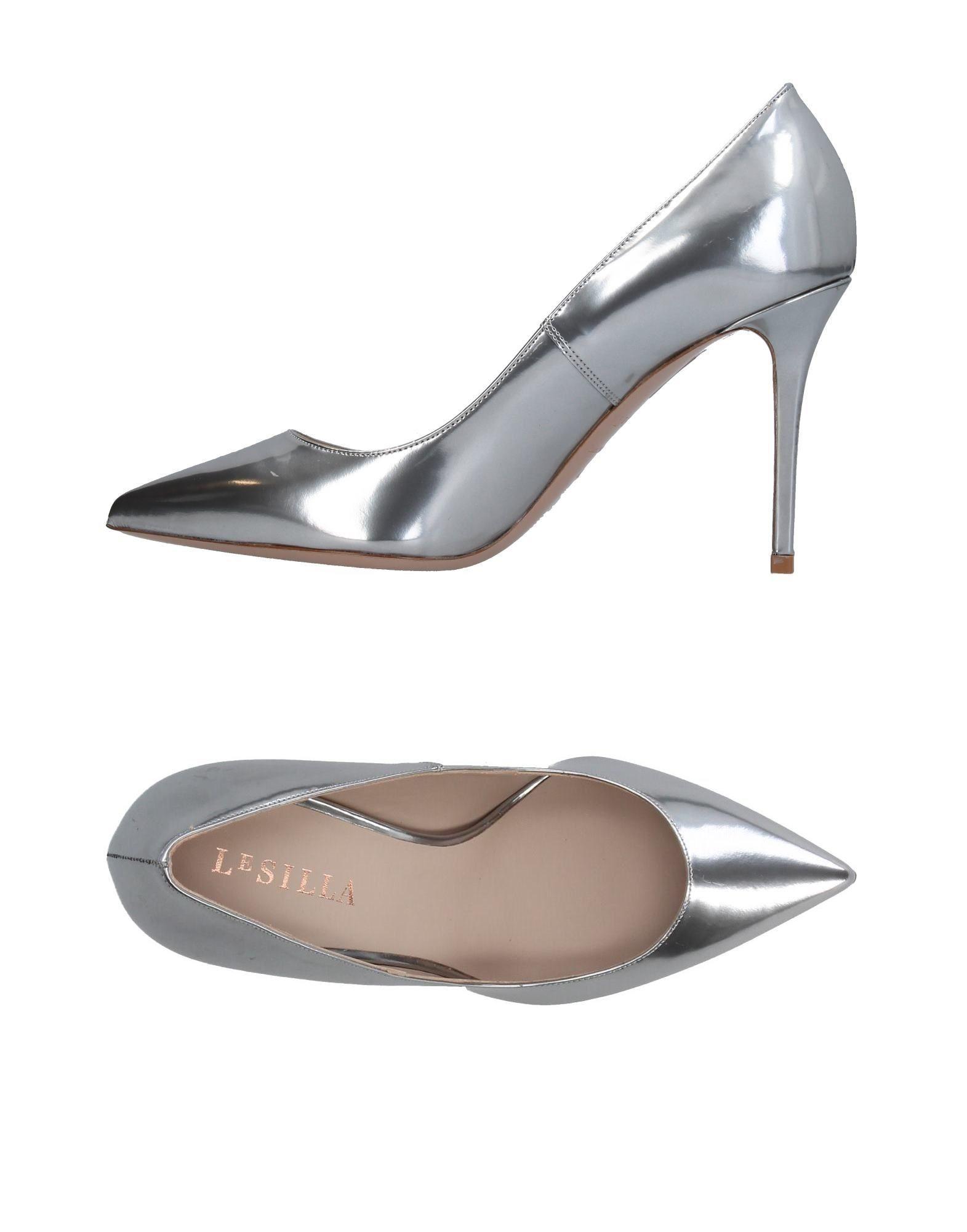 Nuevos limitado zapatos para hombres y mujeres, descuento por tiempo limitado Nuevos Zapato De Salón Le Silla Mujer - Salones Le Silla  Plata c5eee4