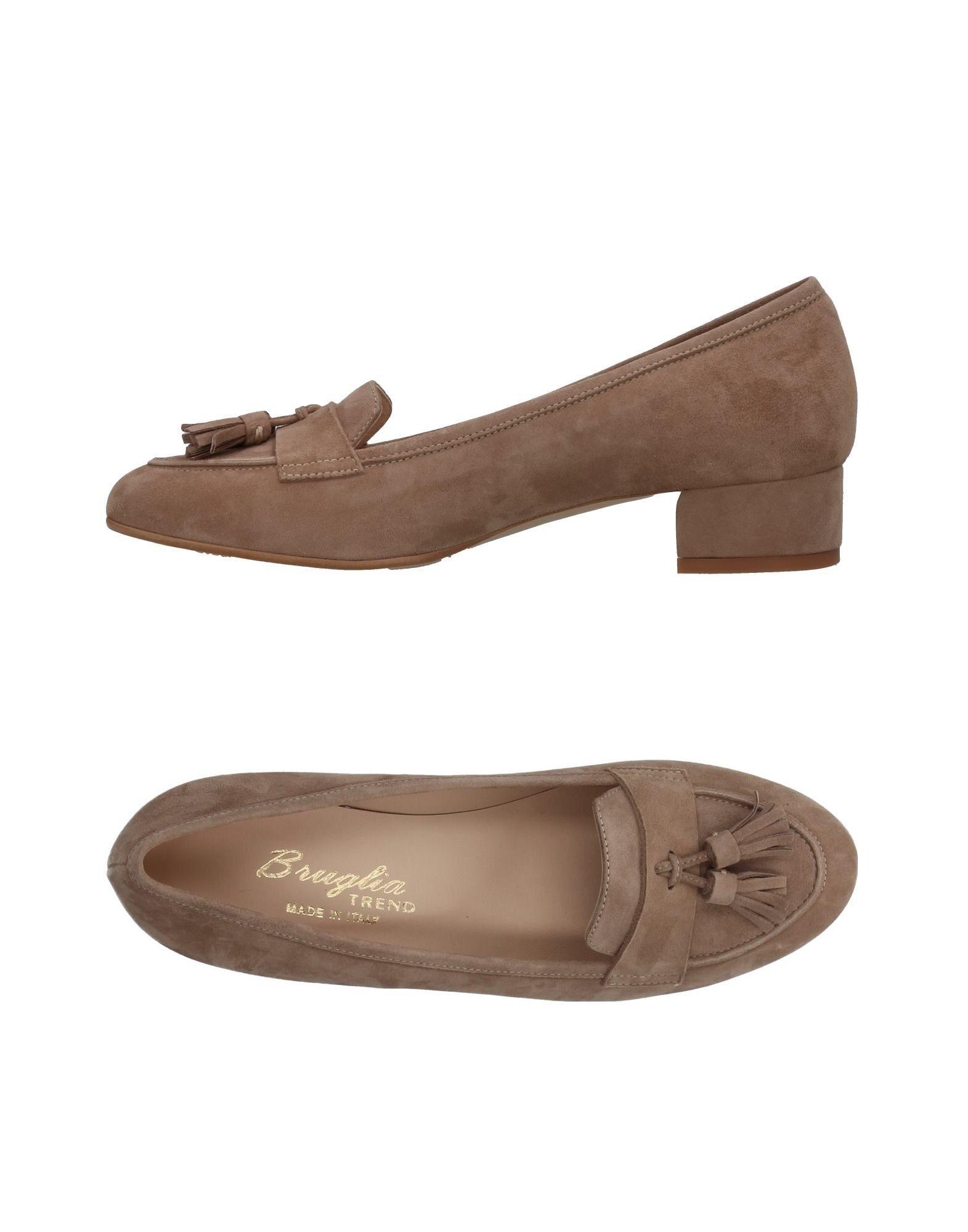 Gut um billige Schuhe zu tragenF.Lli Bruglia Mokassins Damen 11408487DB