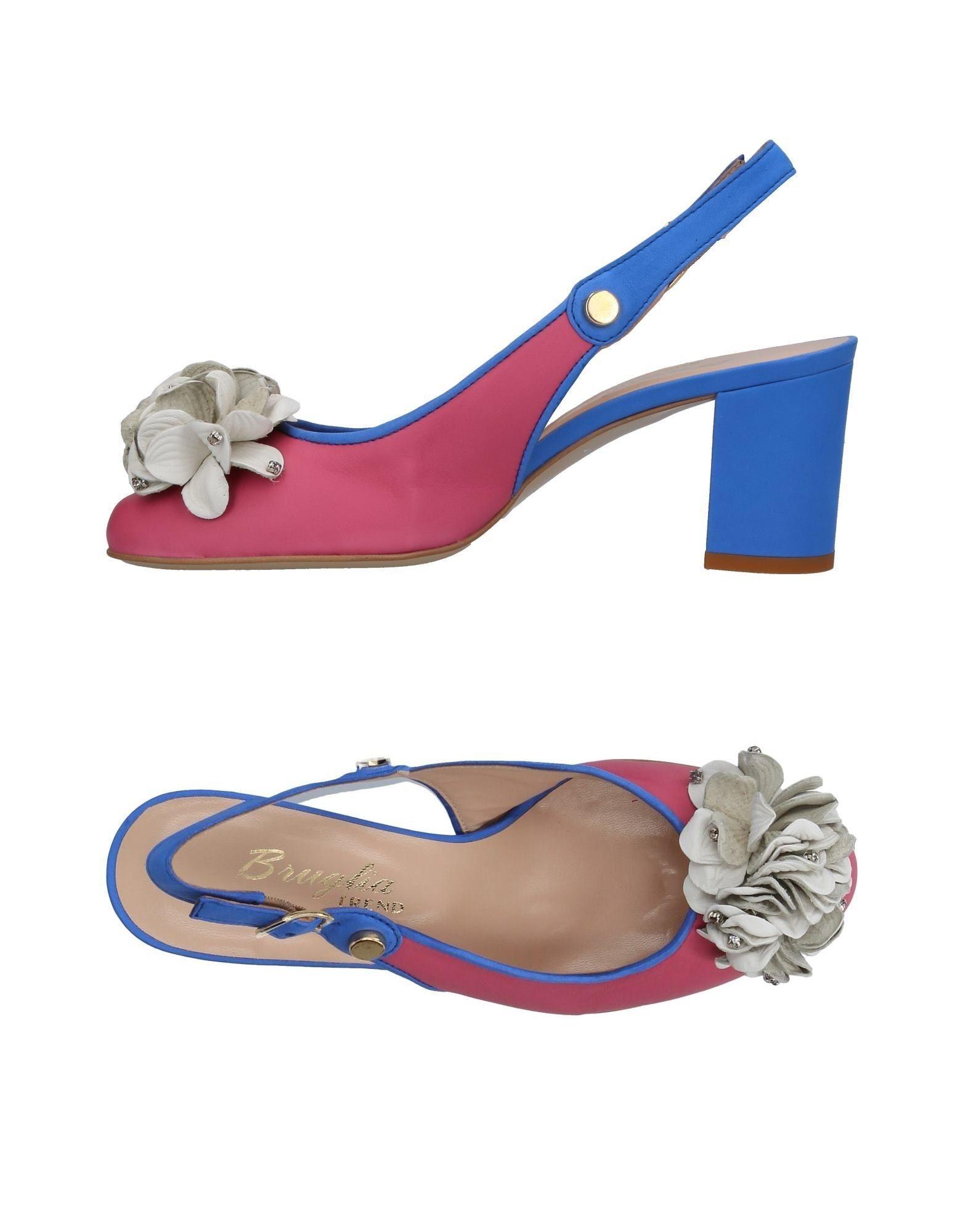 F.Lli Bruglia Pumps Damen  11408584BD Gute Qualität beliebte Schuhe