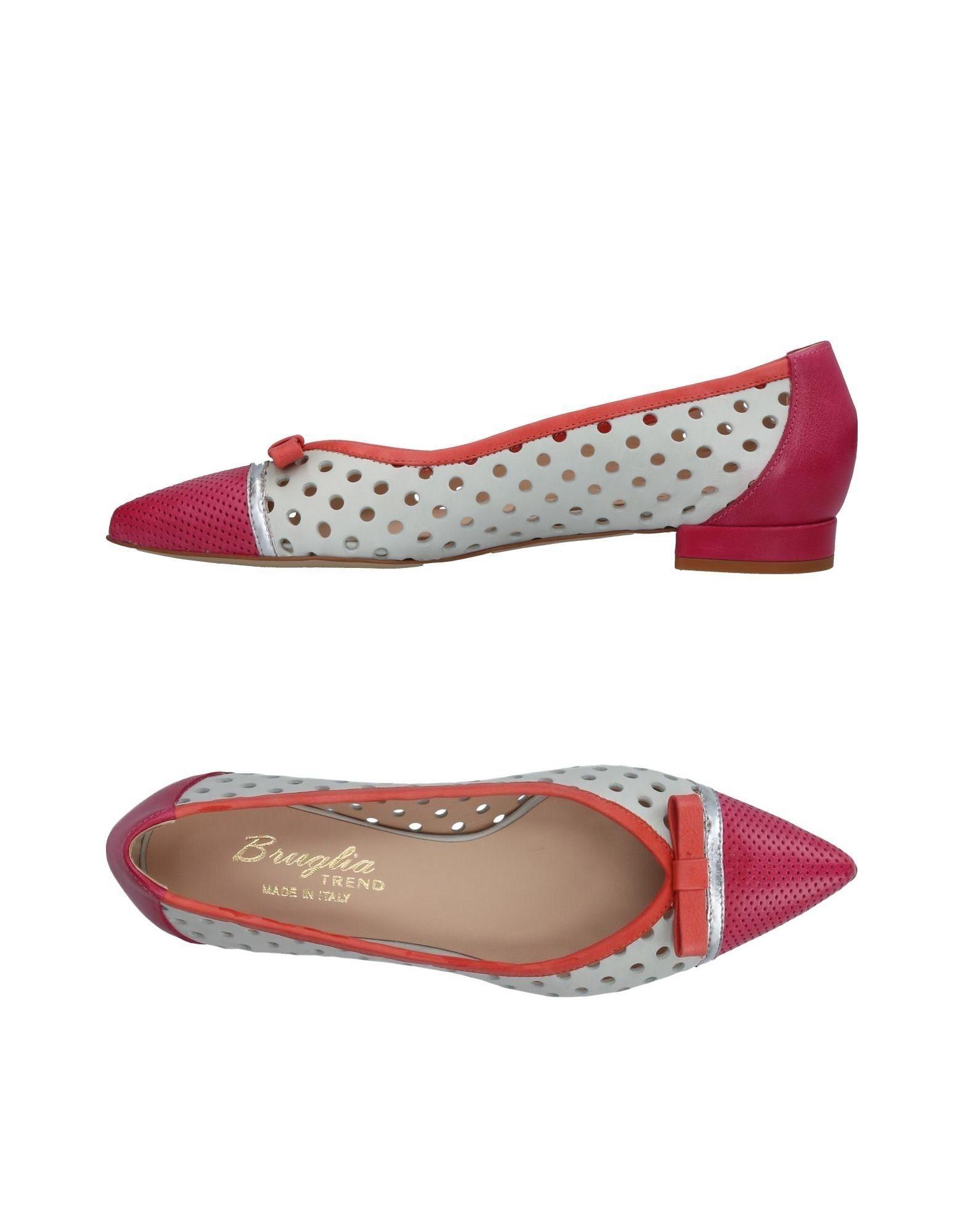 F.Lli Bruglia Ballerinas Damen  11408631TJ Gute Qualität beliebte Schuhe