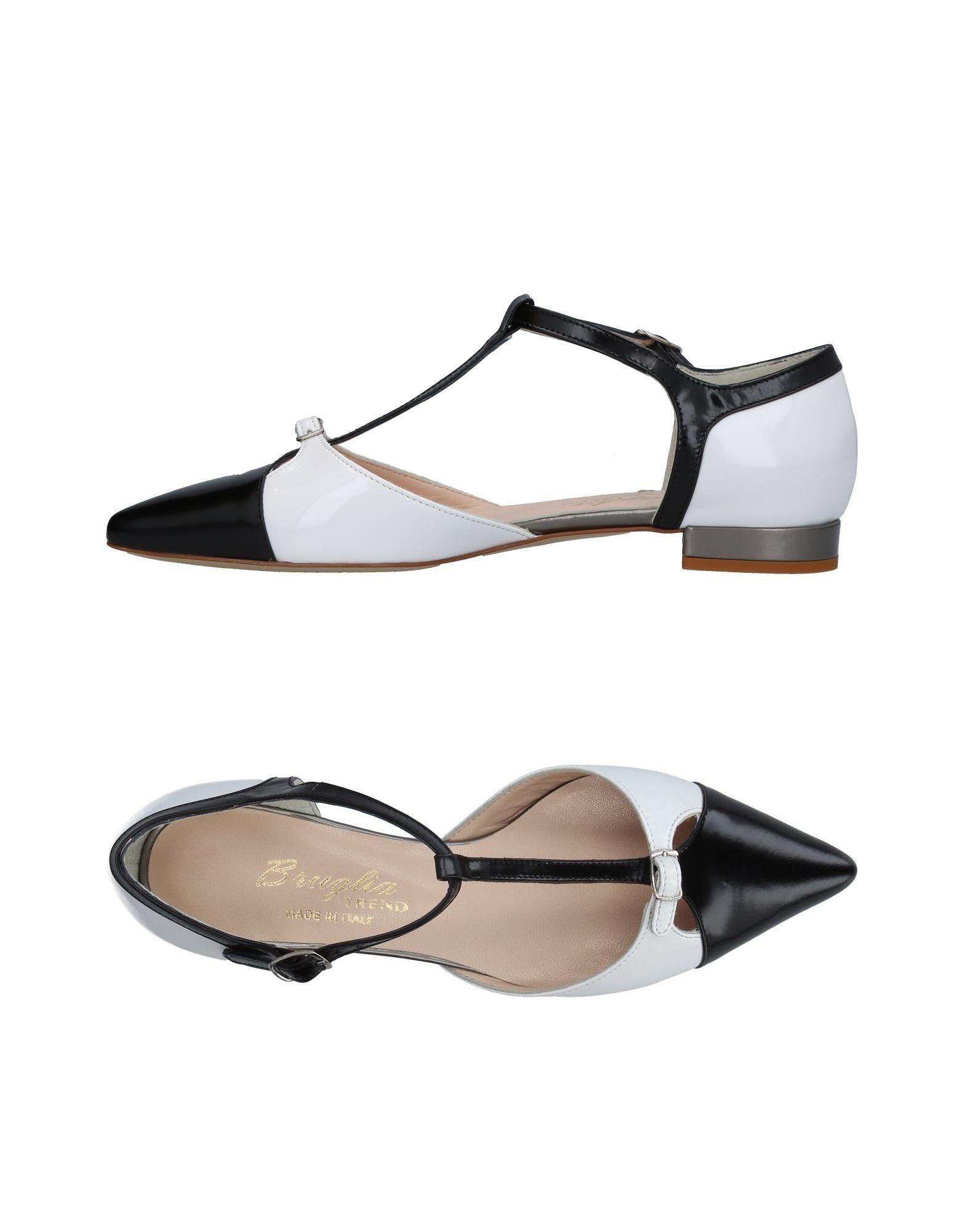 Gut um billige Schuhe zu tragenF.Lli Bruglia Ballerinas Damen  11408637SL