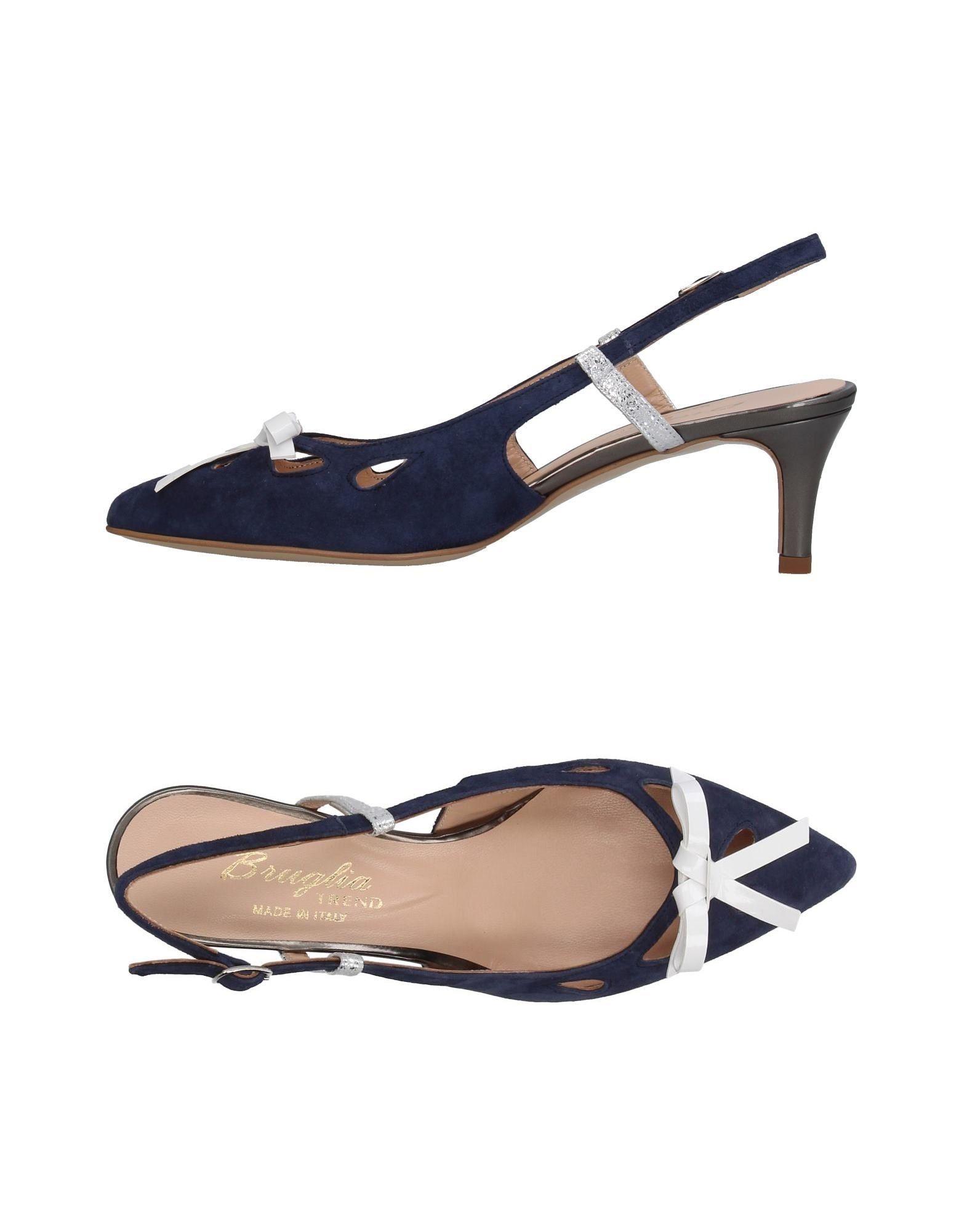 Stilvolle billige Schuhe F.Lli Bruglia Pumps Damen  11408638JC