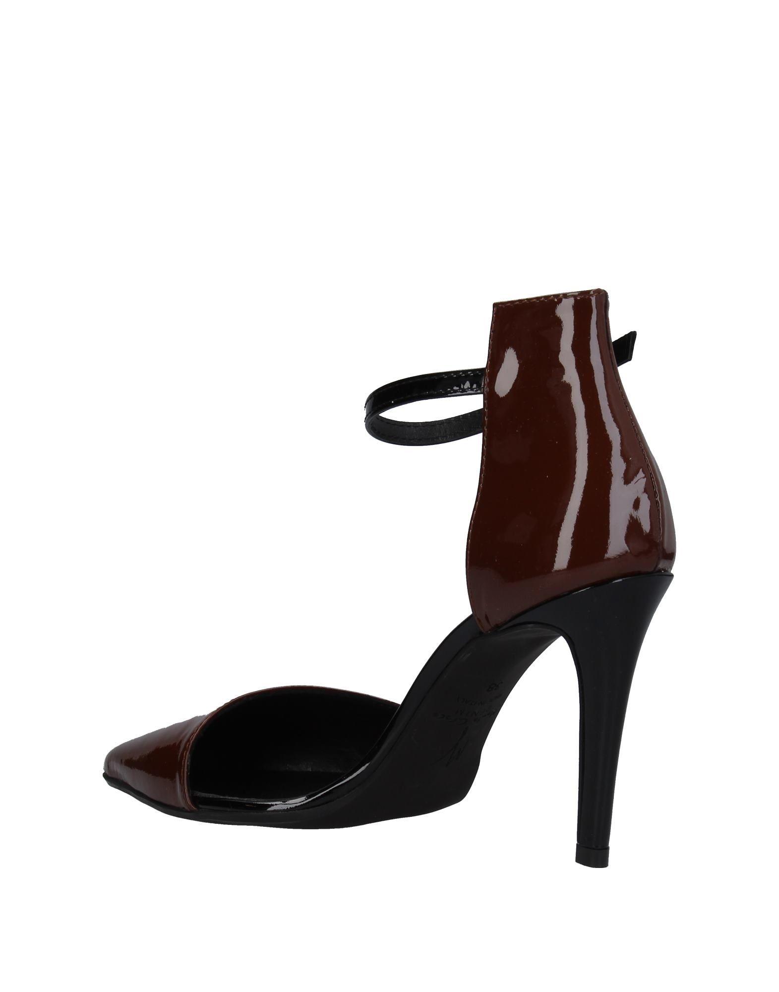 Gut um Pumps billige Schuhe zu tragenManila Grace Denim Pumps um Damen  11408701MP b2044c