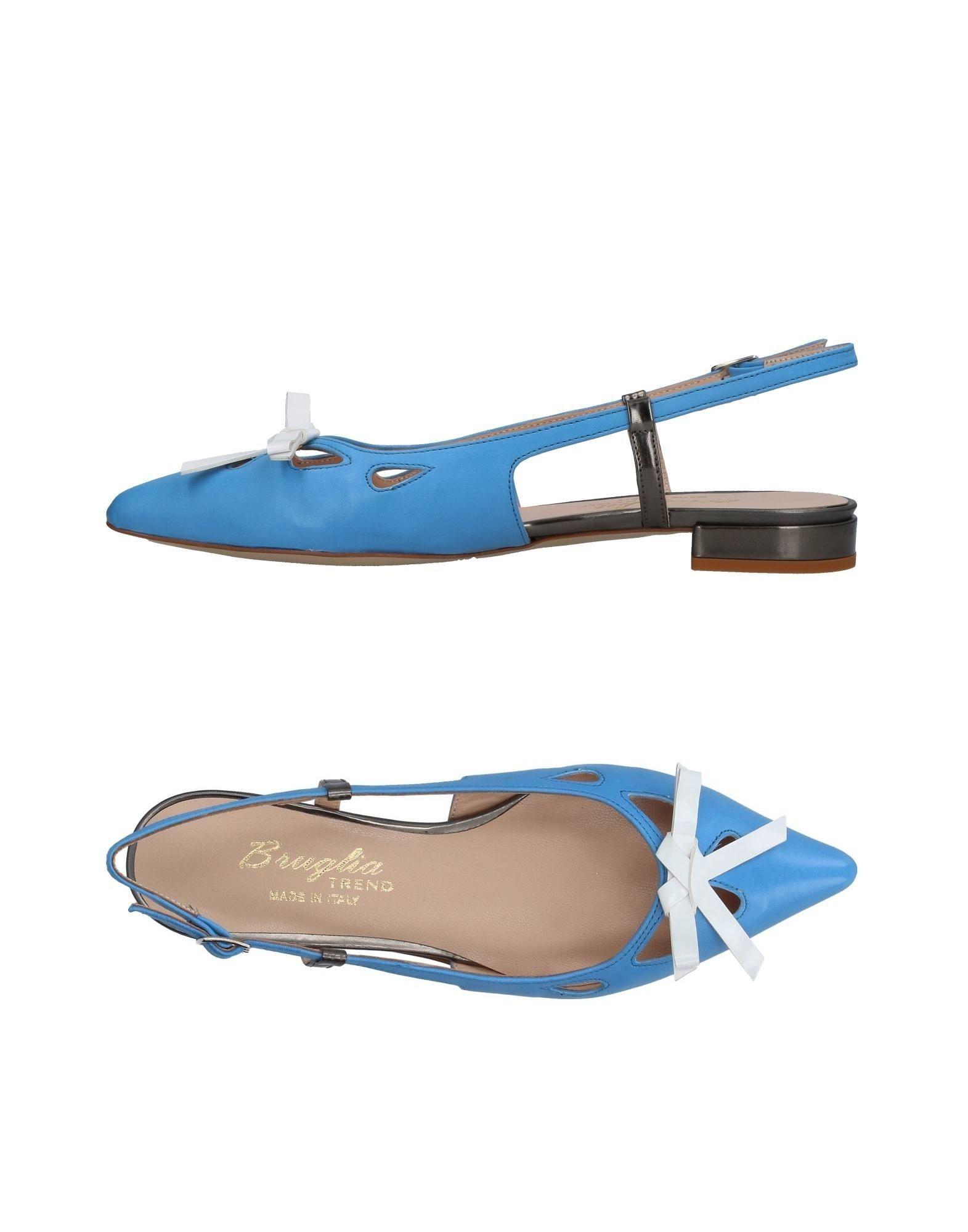 F.Lli Bruglia Ballerinas Damen  11408711GW Gute Qualität beliebte Schuhe