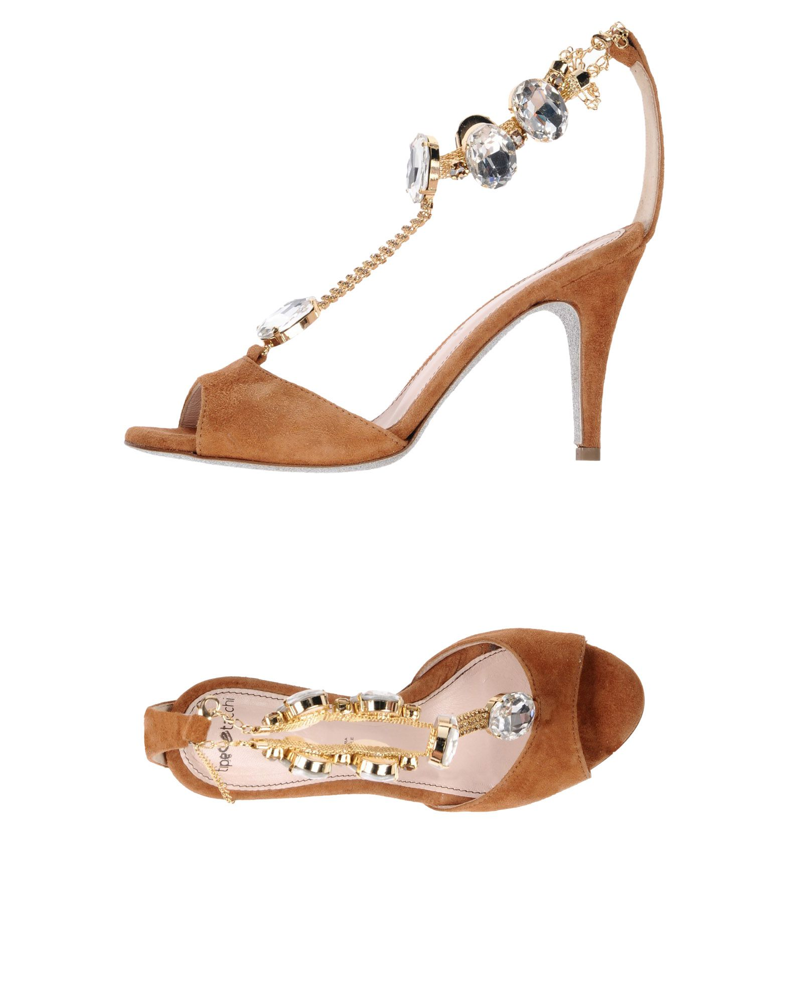 Tipe E Tacchi Sandalen Damen  11408716GE Gute Qualität beliebte Schuhe
