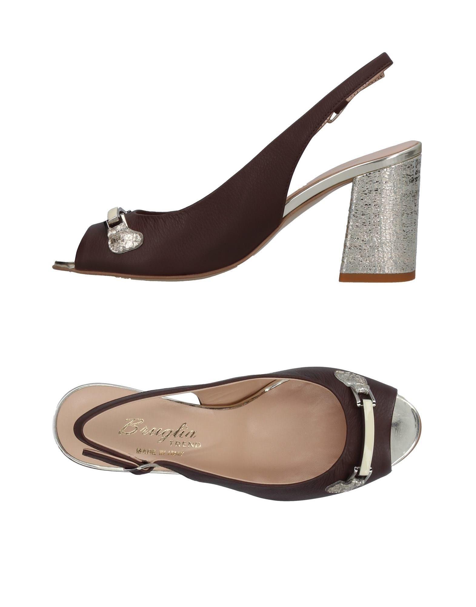 F.Lli Bruglia Sandalen Damen  11408793FS Gute Qualität beliebte Schuhe