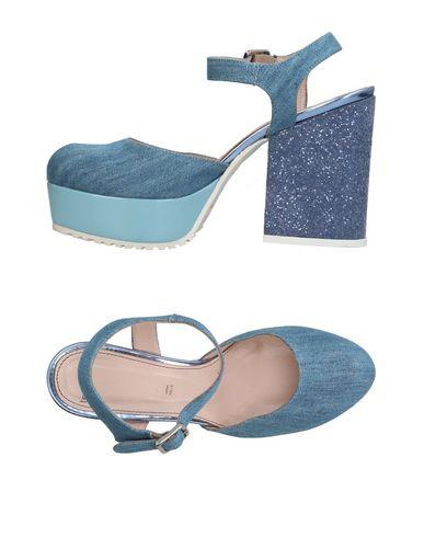 Los zapatos más populares para hombres y mujeres Zapato De Salón Gina Mujer - Salones Gina - 11141470TJ Negro