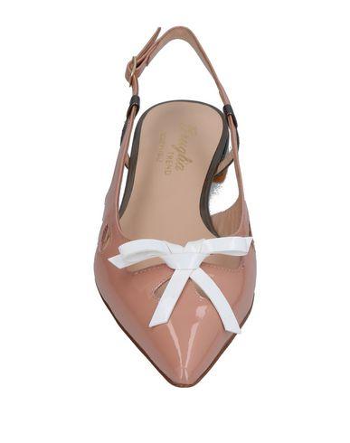 F.LLI BRUGLIA Ballerinas Billig Verkauf 100% Authentisch Ausgezeichnete Online Professionelle Verkauf Online Freies Modernes Verschiffen M9YLpIE