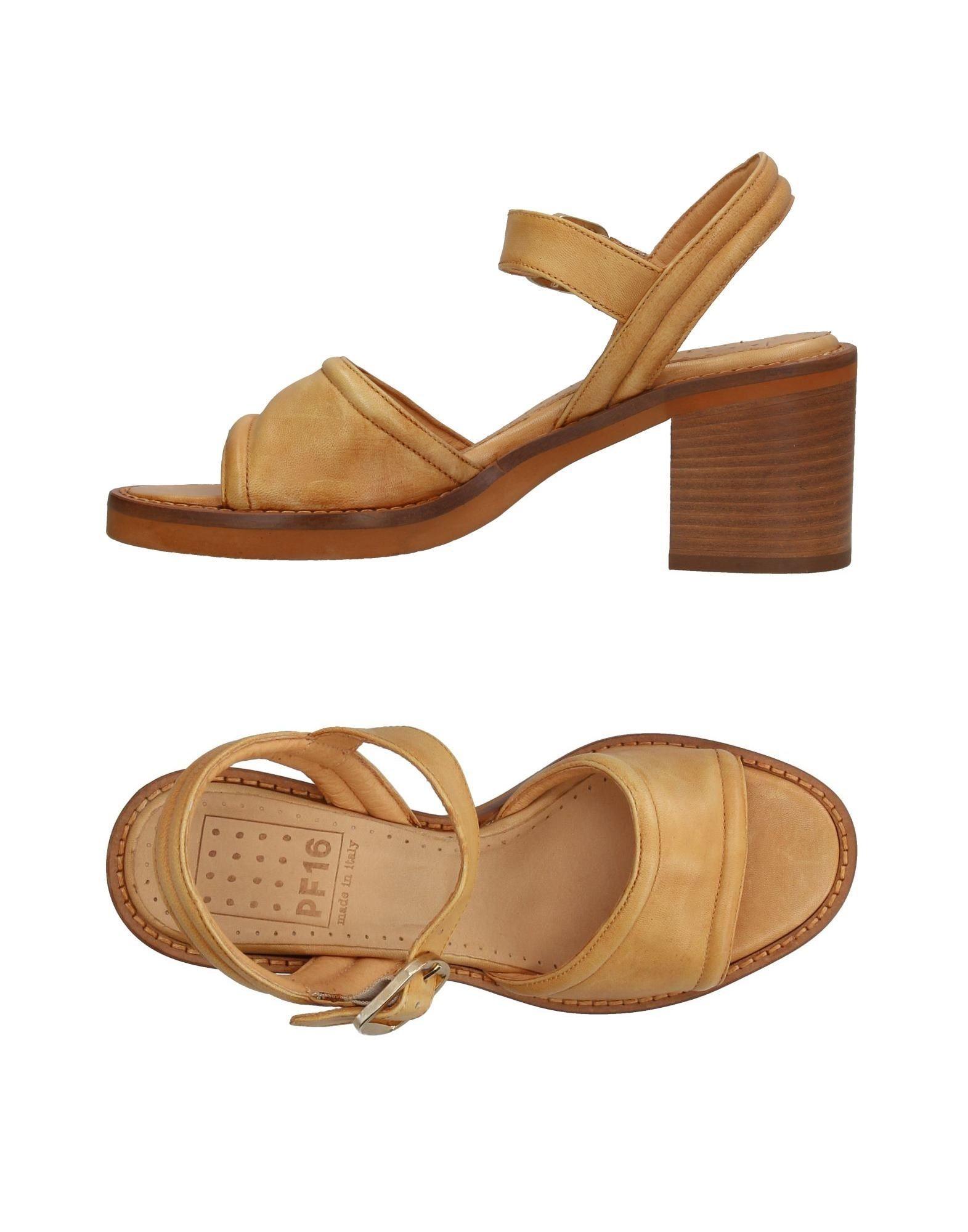 Sandales Pf16 Femme - Sandales Pf16 sur
