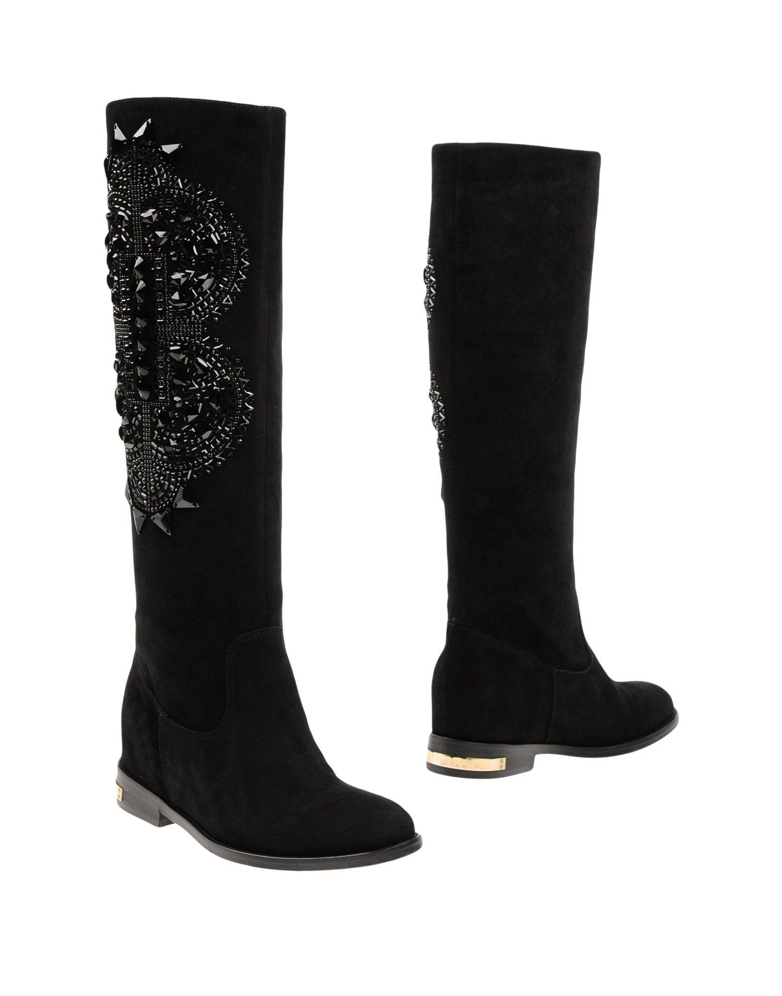 Philipp Damen Plein Stiefel Damen Philipp  11408997AT Neue Schuhe 23b2f8