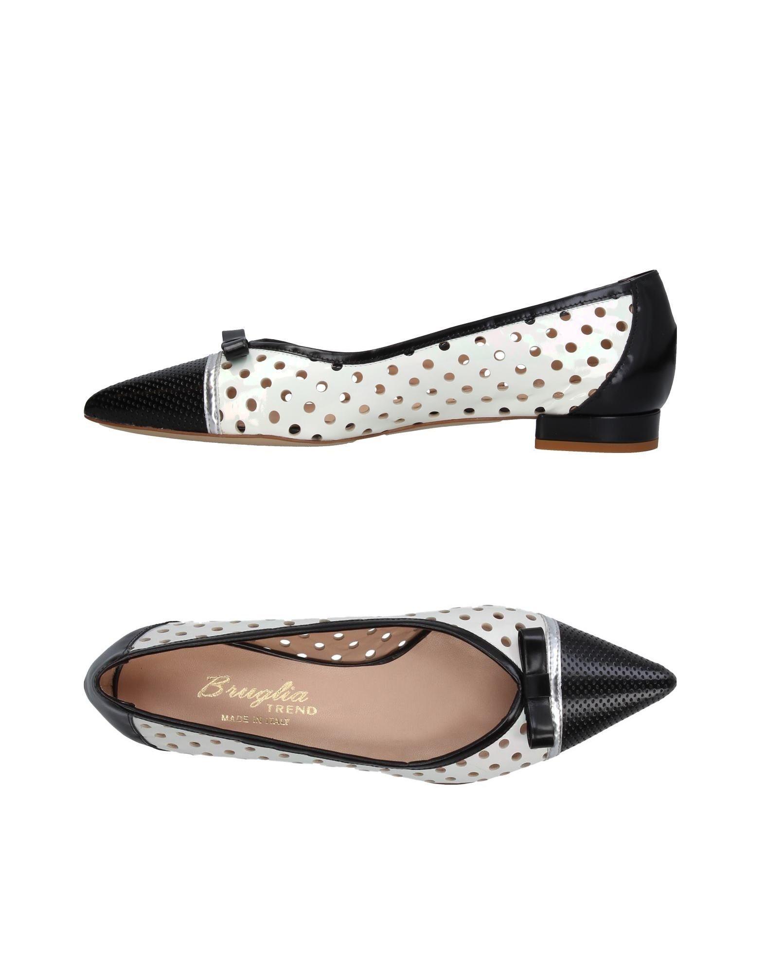 F.Lli Bruglia Ballerinas Damen  11409036UN Neue Schuhe