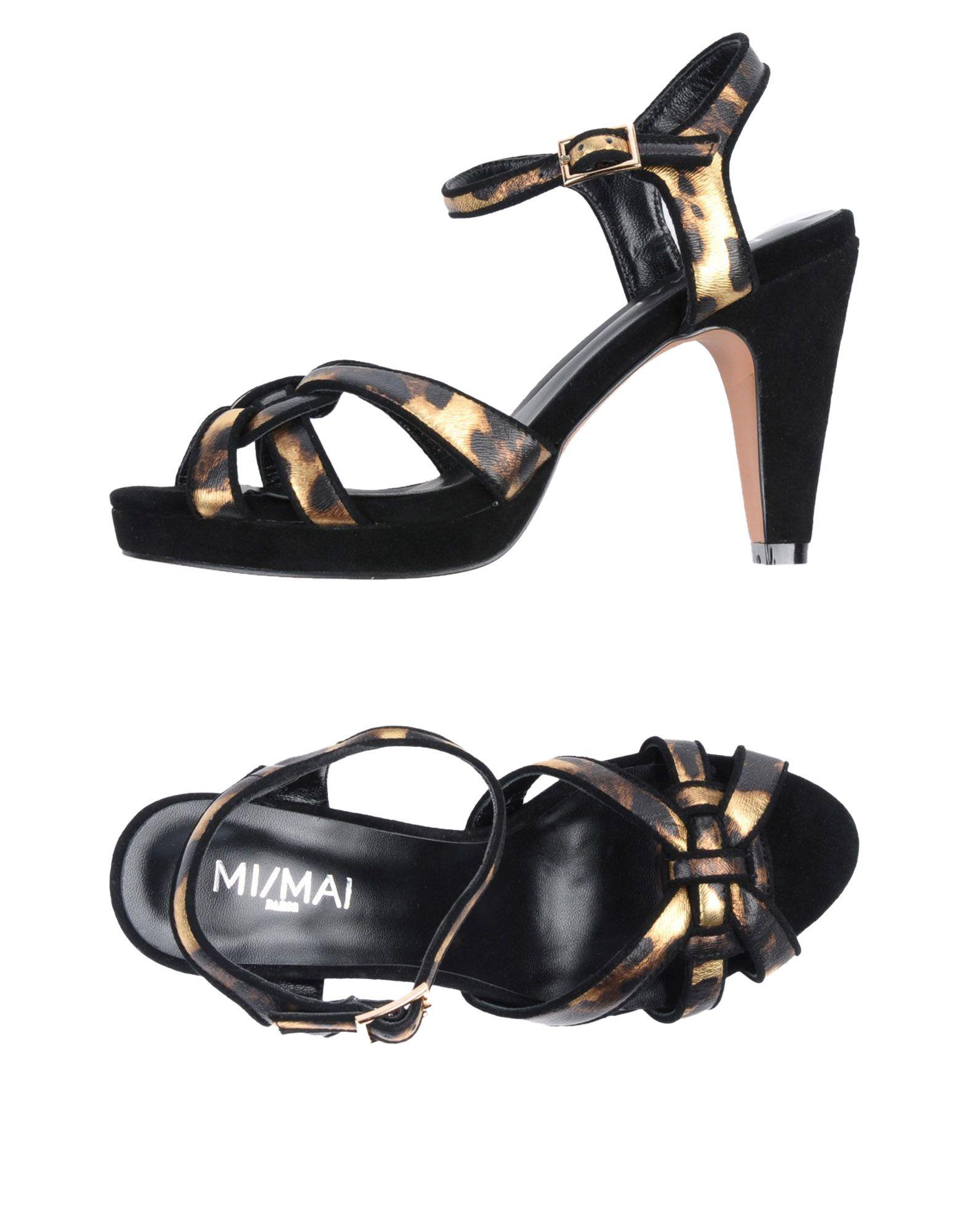 Moda Sandali Sandali Moda Mi/Mai Donna - 11409143SI 19cda6