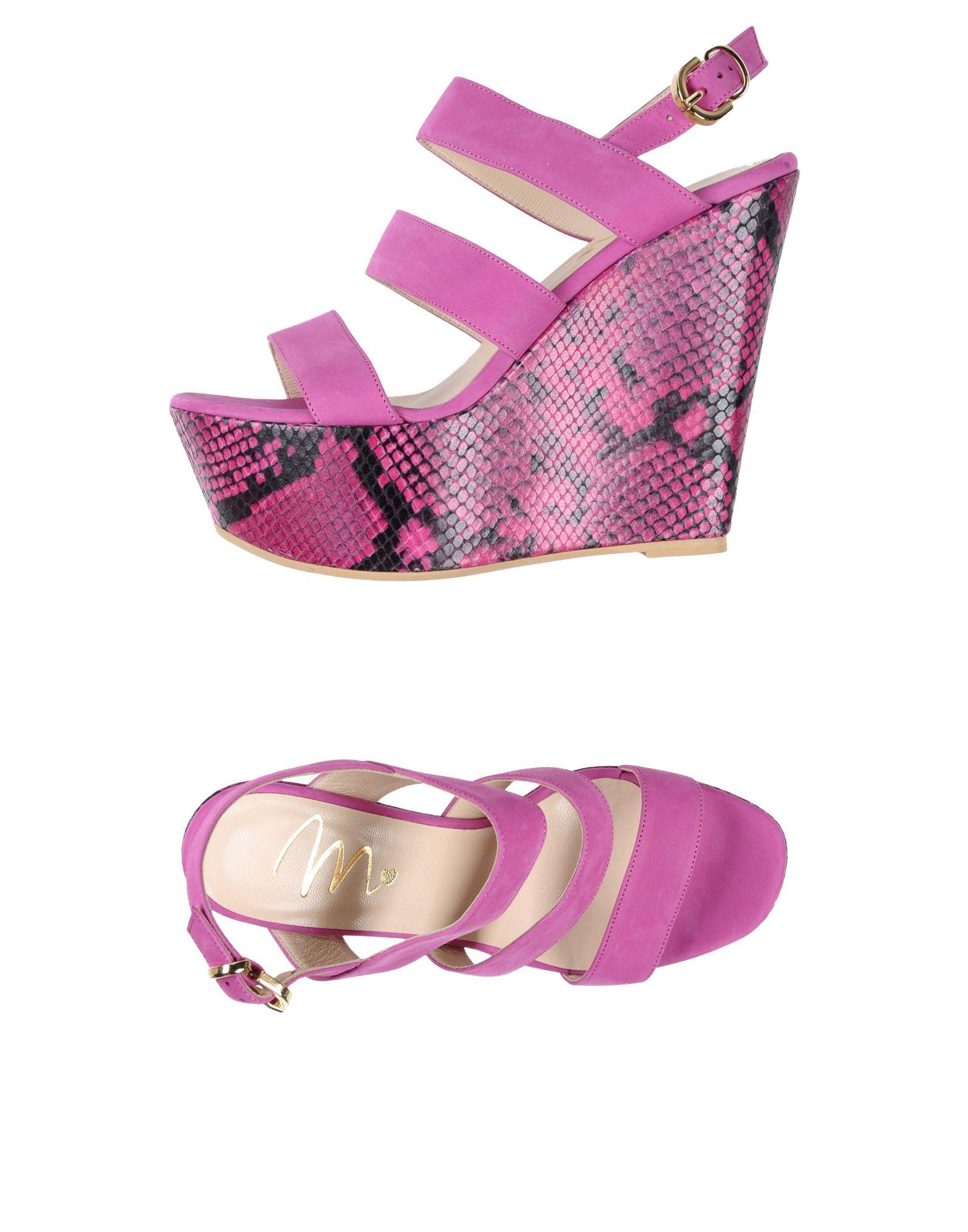 Monnalisa Sandalen Damen  11409157JX Gute Qualität beliebte Schuhe