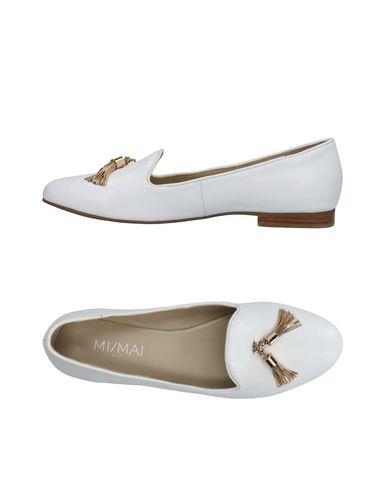 Grandes descuentos últimos zapatos Mocasín Mng Mujer - Mocasines Mng- 11474444RE Blanco