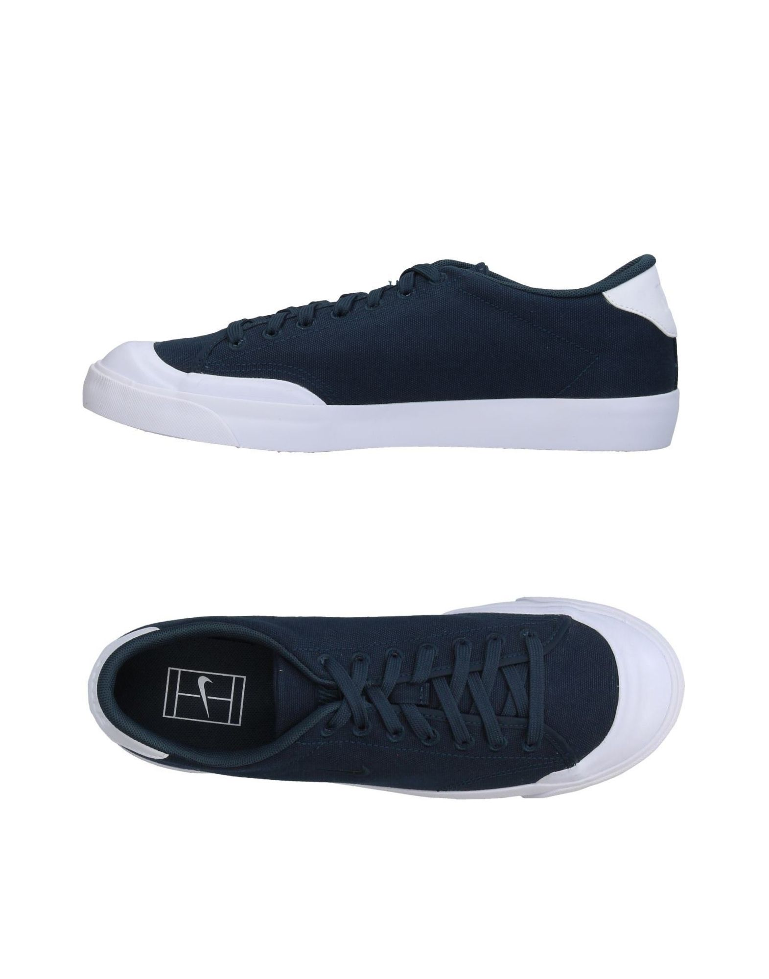 Sneakers Nike Homme - Sneakers Nike  Bleu foncé Chaussures casual sauvages