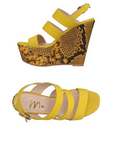 Los últimos zapatos de mujeres descuento para hombres y mujeres de Sandalia Monnalisa Mujer - Sandalias Monnalisa - 11409242BT Amarillo 90704c