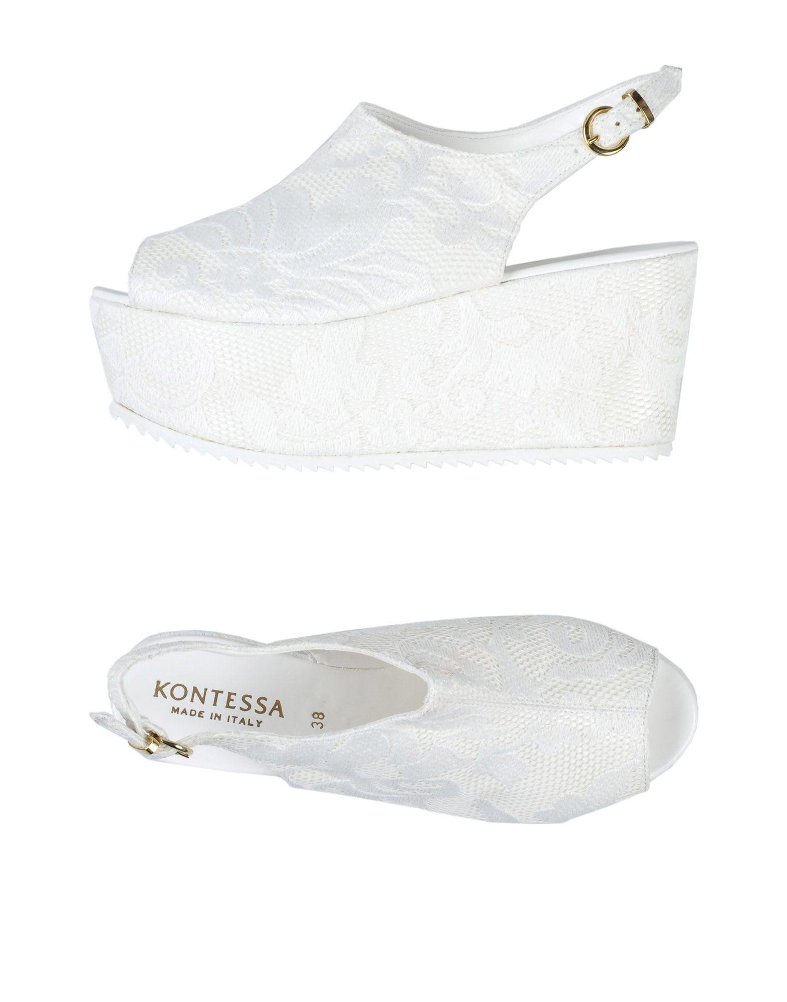 Sandales Kontessa Femme - Sandales Kontessa sur
