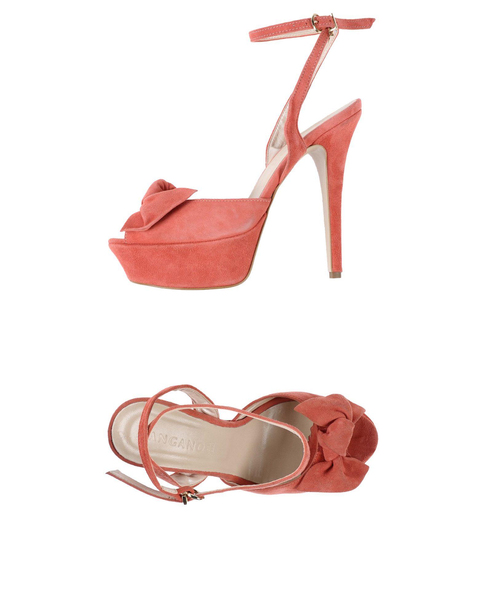 Sandales Mangano Femme - Sandales Mangano sur