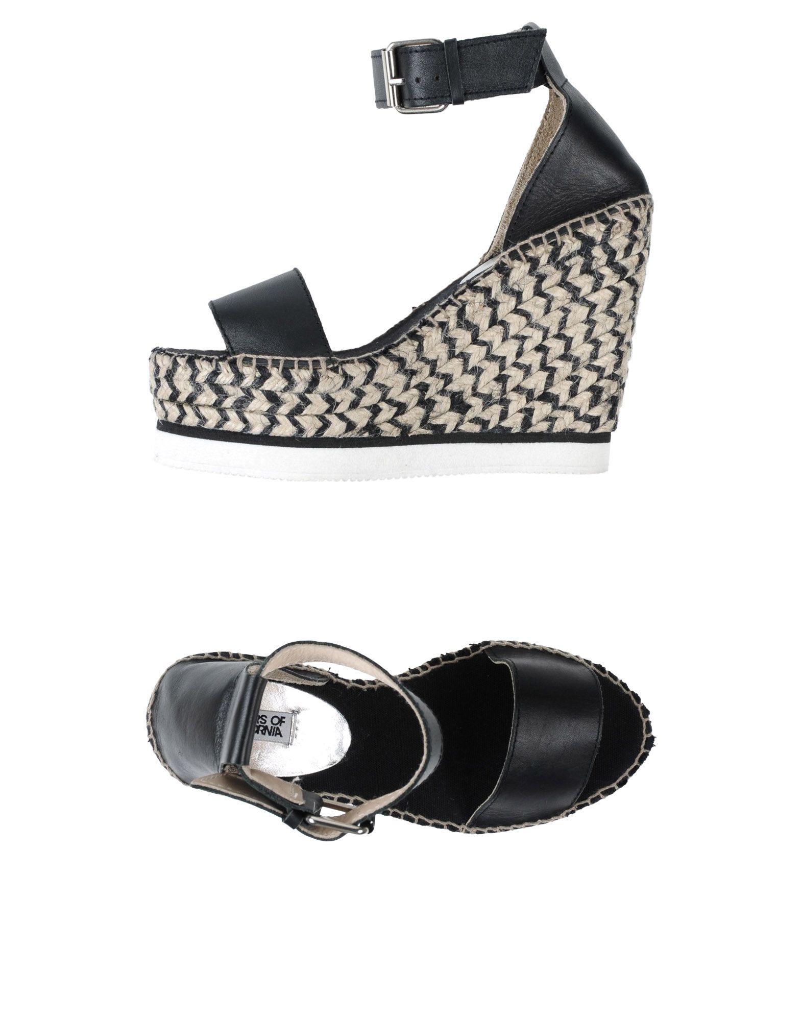 Colors Of California Sandalen Damen  11409381LV Gute Qualität beliebte Schuhe