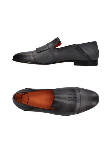Zapatos con descuento Mocasín Santoni Hombre - Mocasines Santoni - 11409393GC Gris