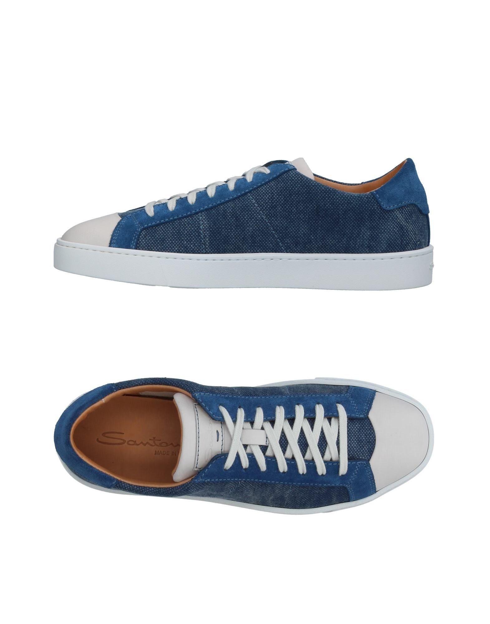 Santoni Sneakers Herren  11409420FA Gute Qualität beliebte Schuhe