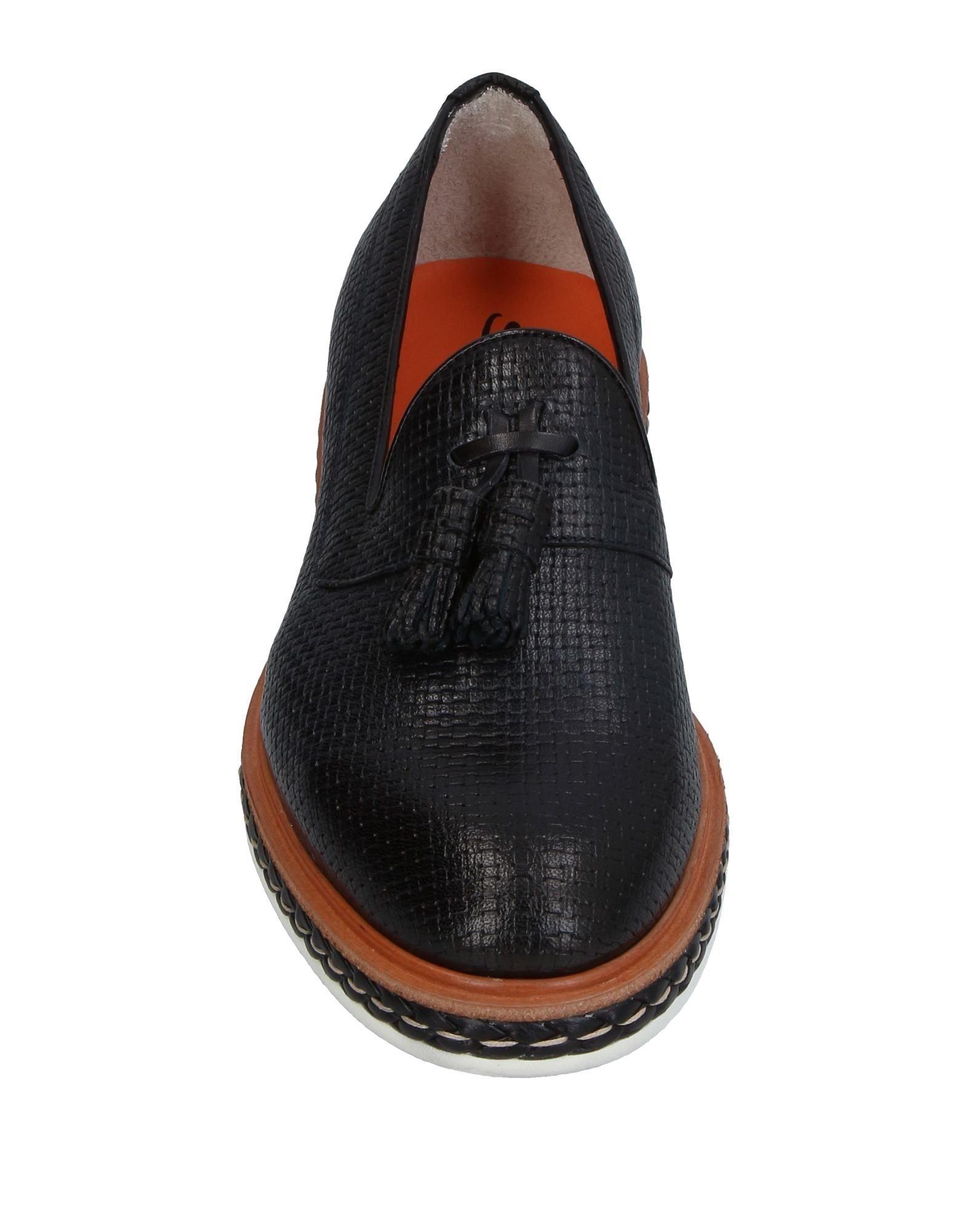 Santoni 11409436IO Mokassins Herren  11409436IO Santoni Heiße Schuhe 6d9349